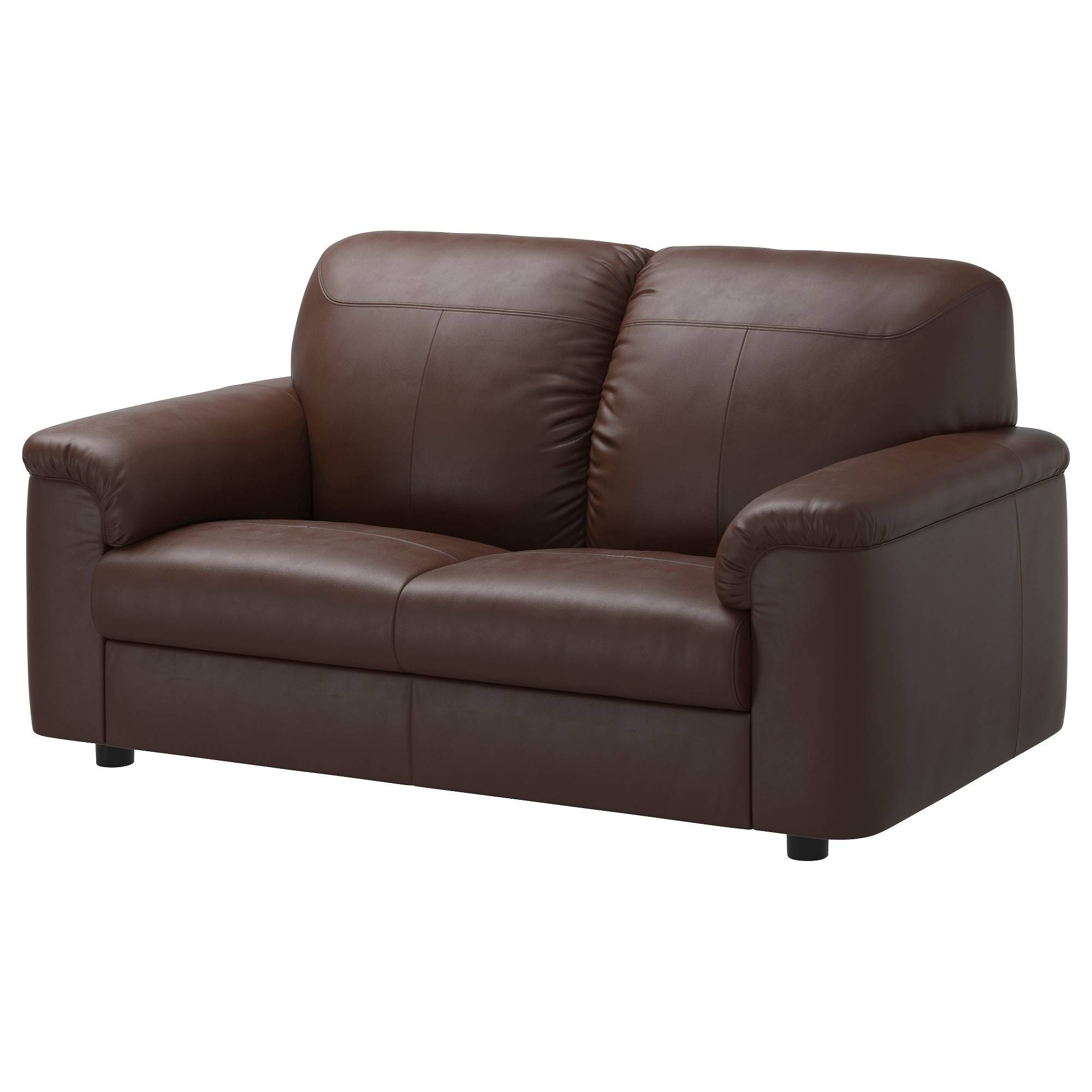 Leather & Faux Leather Couches, Chairs & Ottomans - Ikea in 68 Inch Sofas (Image 10 of 30)