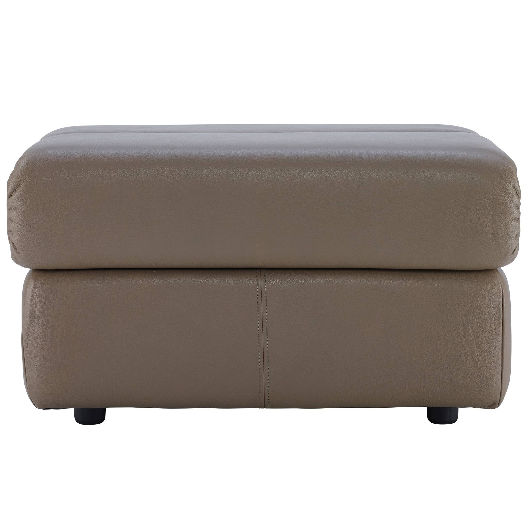 Leather Footstools - Sterling Furniture within Leather Footstools (Image 18 of 30)