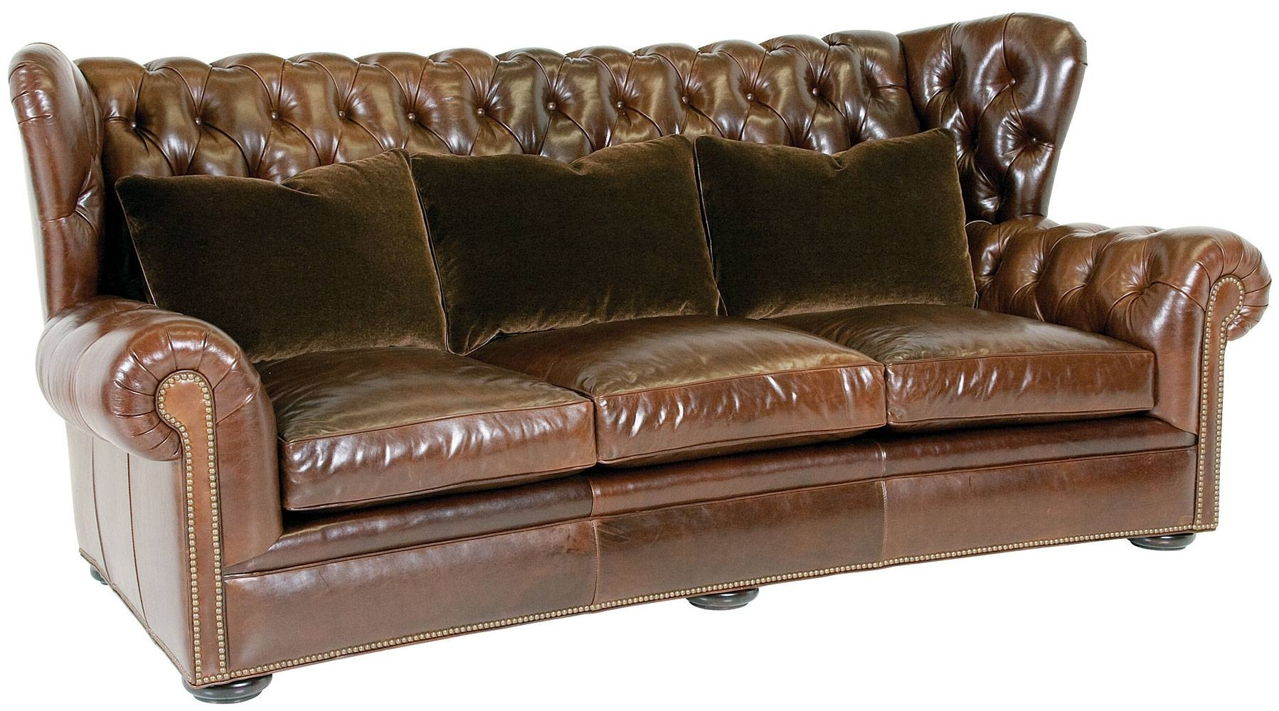 Leather Furniture | Club Furniture for Chesterfield Recliners (Image 16 of 30)