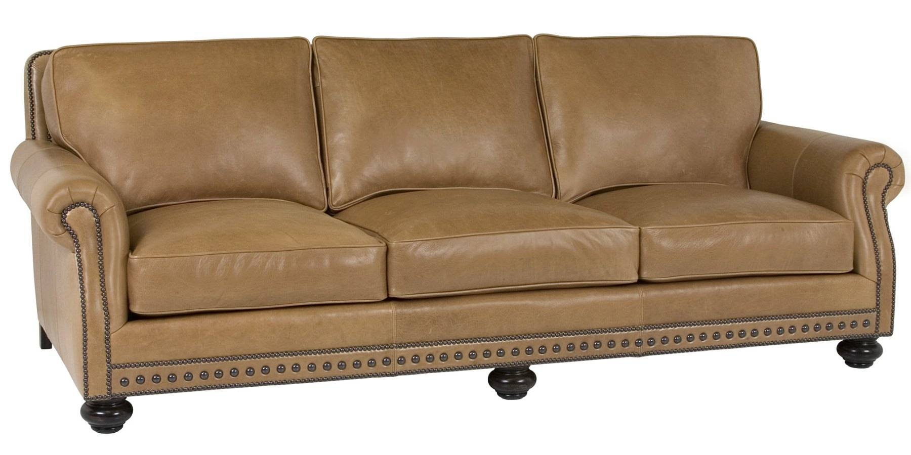 Featured Photo of Traditional Leather Couch