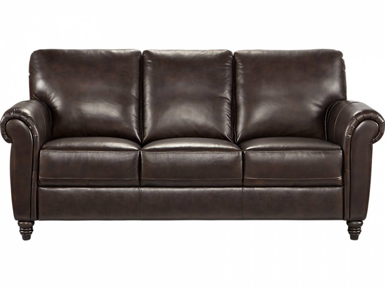 Leather Furniture Colors, Leather Sofas Old-Fashioned Leather Sofa intended for Old Fashioned Sofas (Image 8 of 30)