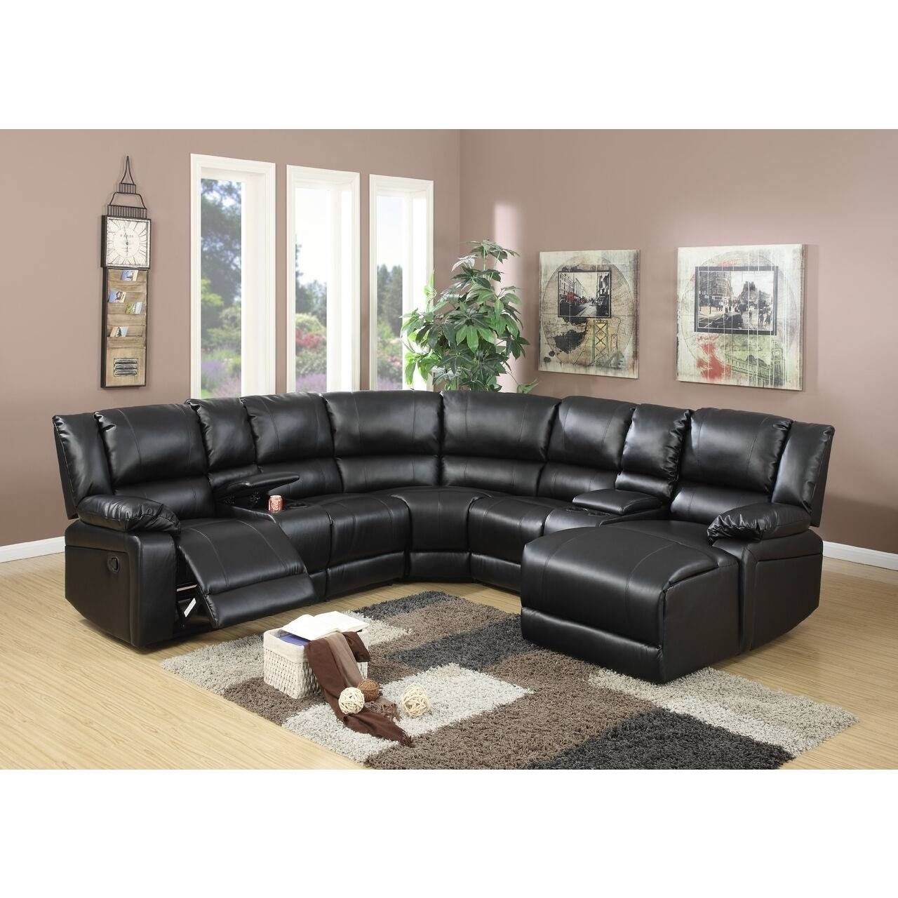 Leather Motion Sectional Sofas | Sofa Menzilperde inside Leather Motion Sectional Sofa (Image 17 of 25)