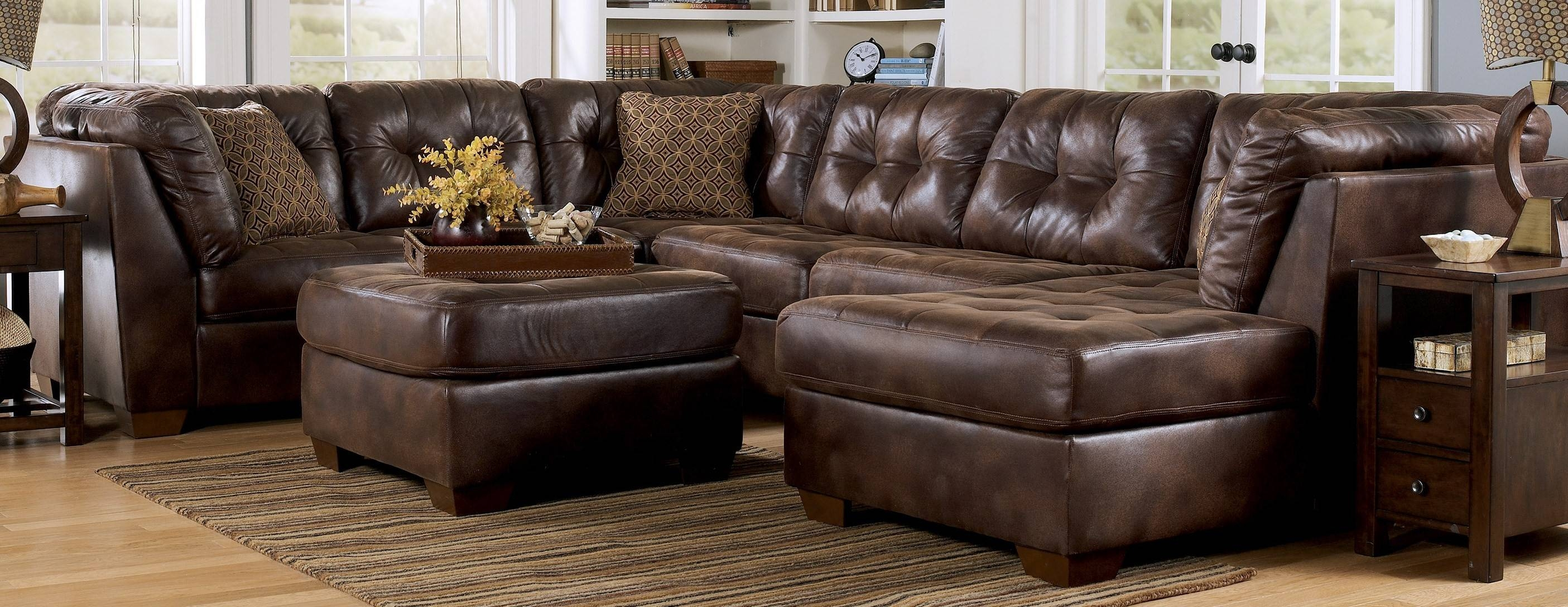 Leather Sectional Sleeper Sofa With Chaise – Tourdecarroll Pertaining To Sectional Sleeper Sofas With Chaise (View 12 of 30)