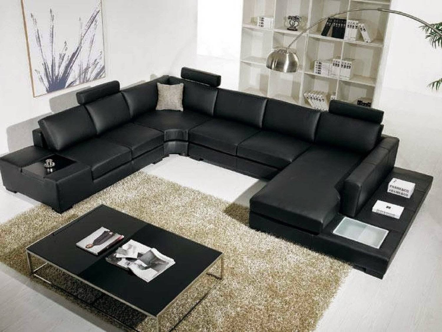 Leather Sofa Sectionals On Sale - Fjellkjeden inside Leather Sofa Sectionals for Sale (Image 15 of 30)