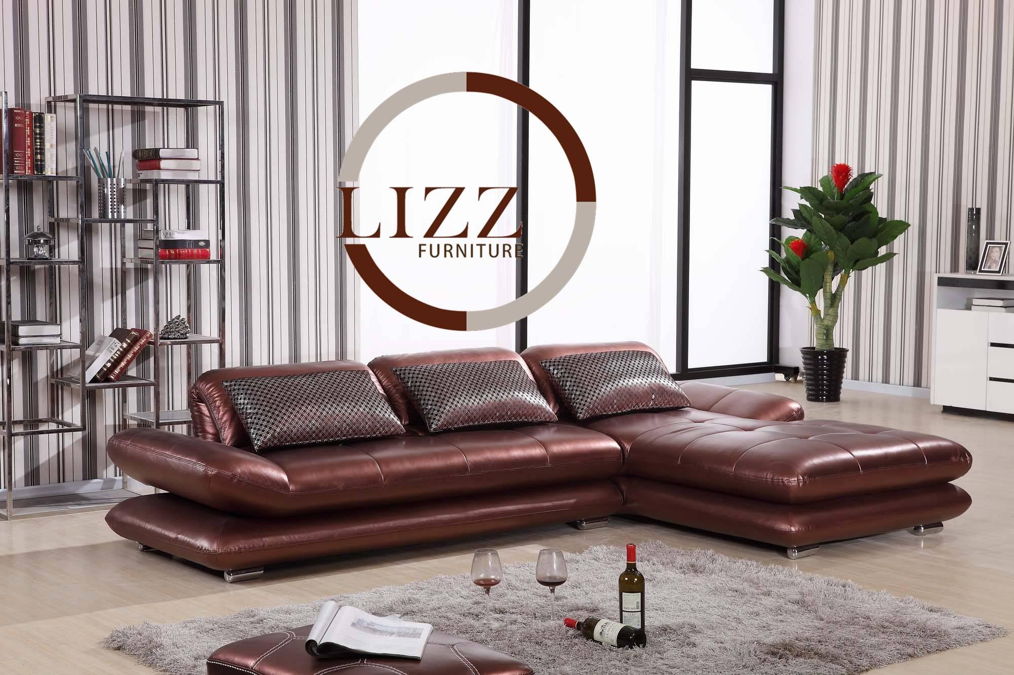 Leather Sofa with regard to European Leather Sofas (Image 16 of 30)