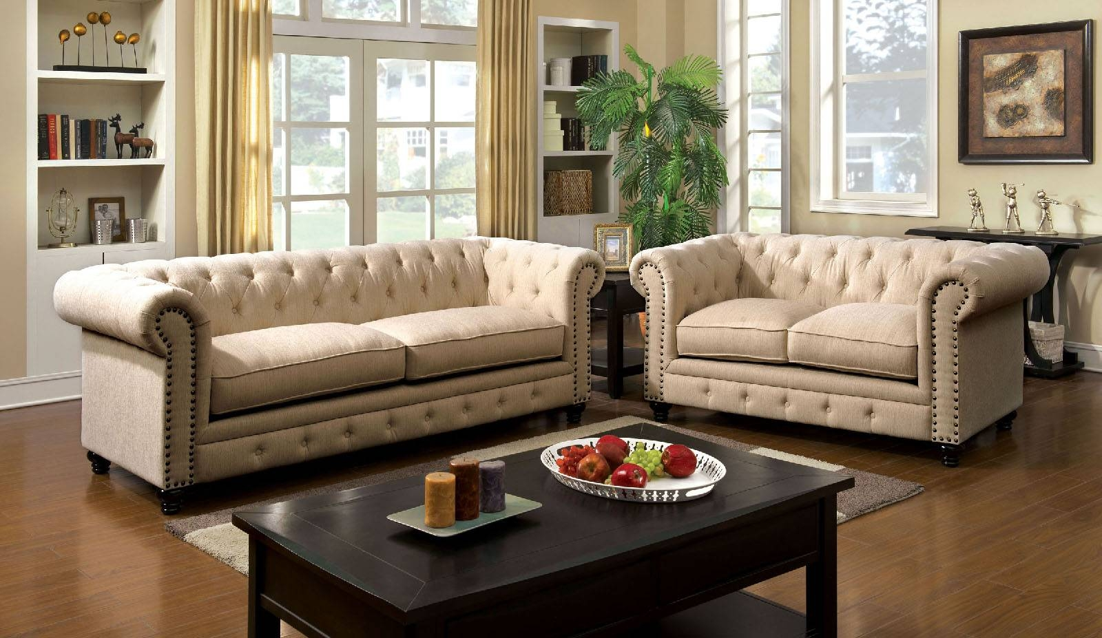 Leather Sofas Sets | Tehranmix Decoration throughout Affordable Tufted Sofa (Image 20 of 30)