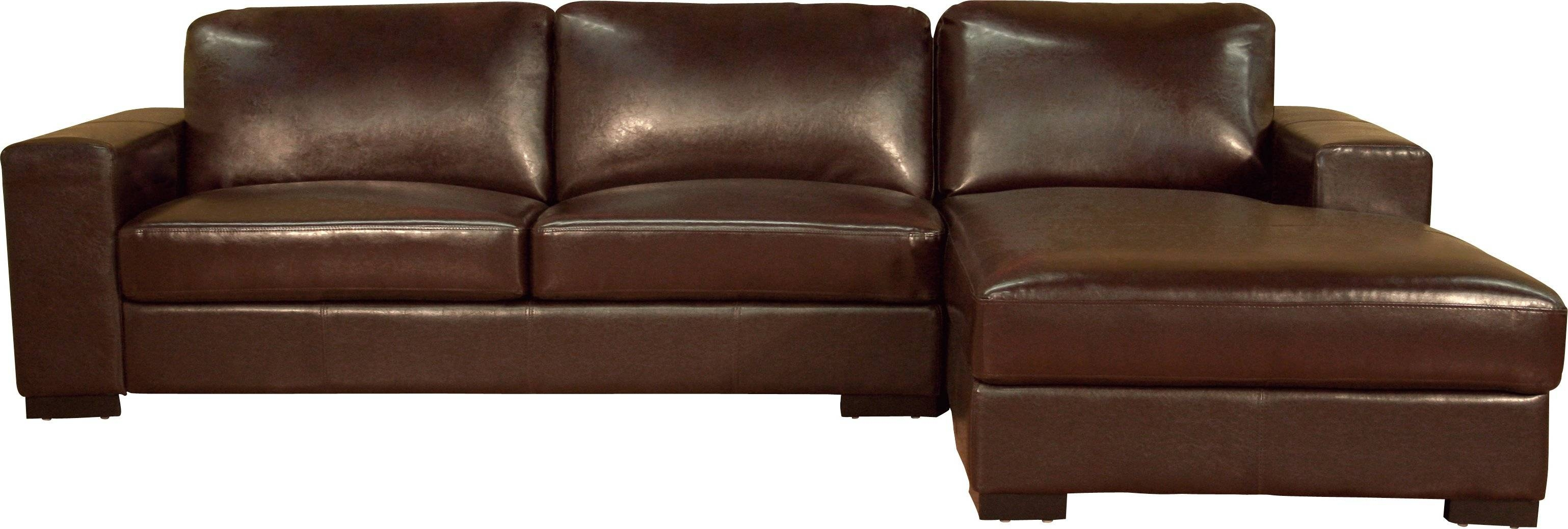 Leather Sofas With Chaise And Furniture Living Room Brown Leather pertaining to Leather Lounge Sofas (Image 19 of 30)