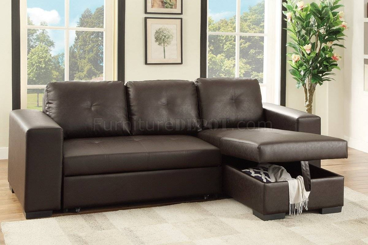 Leather Sofas,leather Sectional Sofa with Convertible Sectional Sofas (Image 17 of 30)