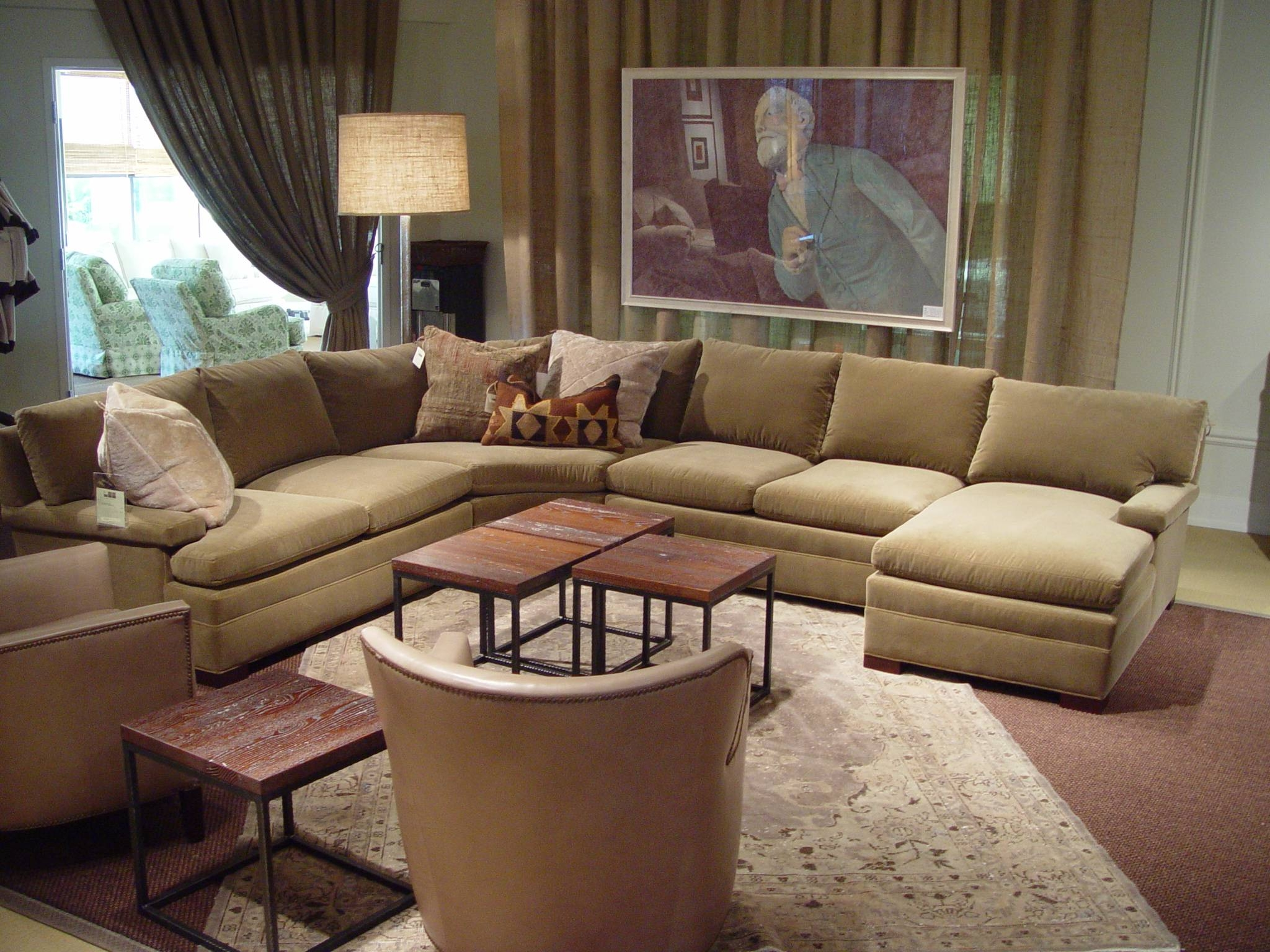 Featured Photo of Lee Industries Sectional Sofa