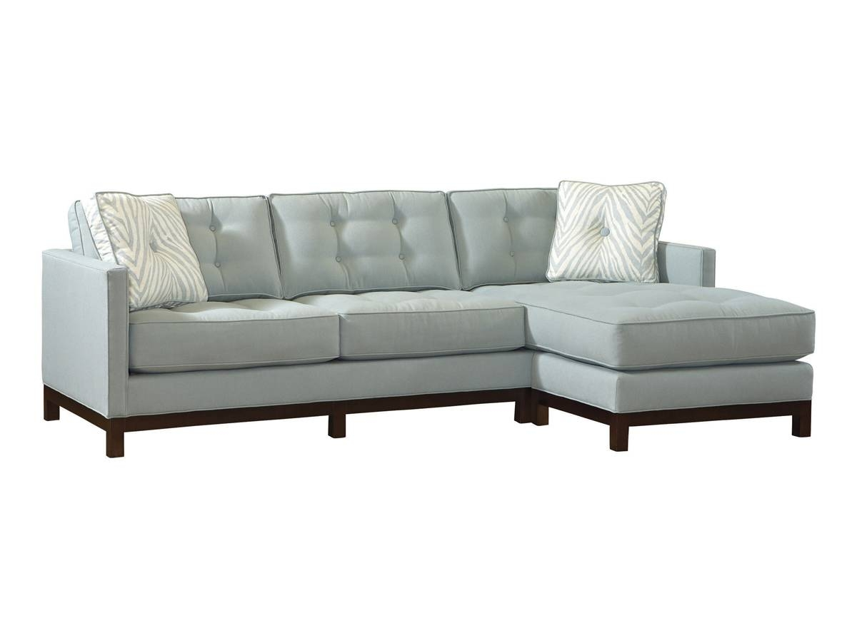 Lexington Upholstery Fleetwood Bi-Sectional | Lexington Home Brands for Bisectional Sofa (Image 24 of 30)