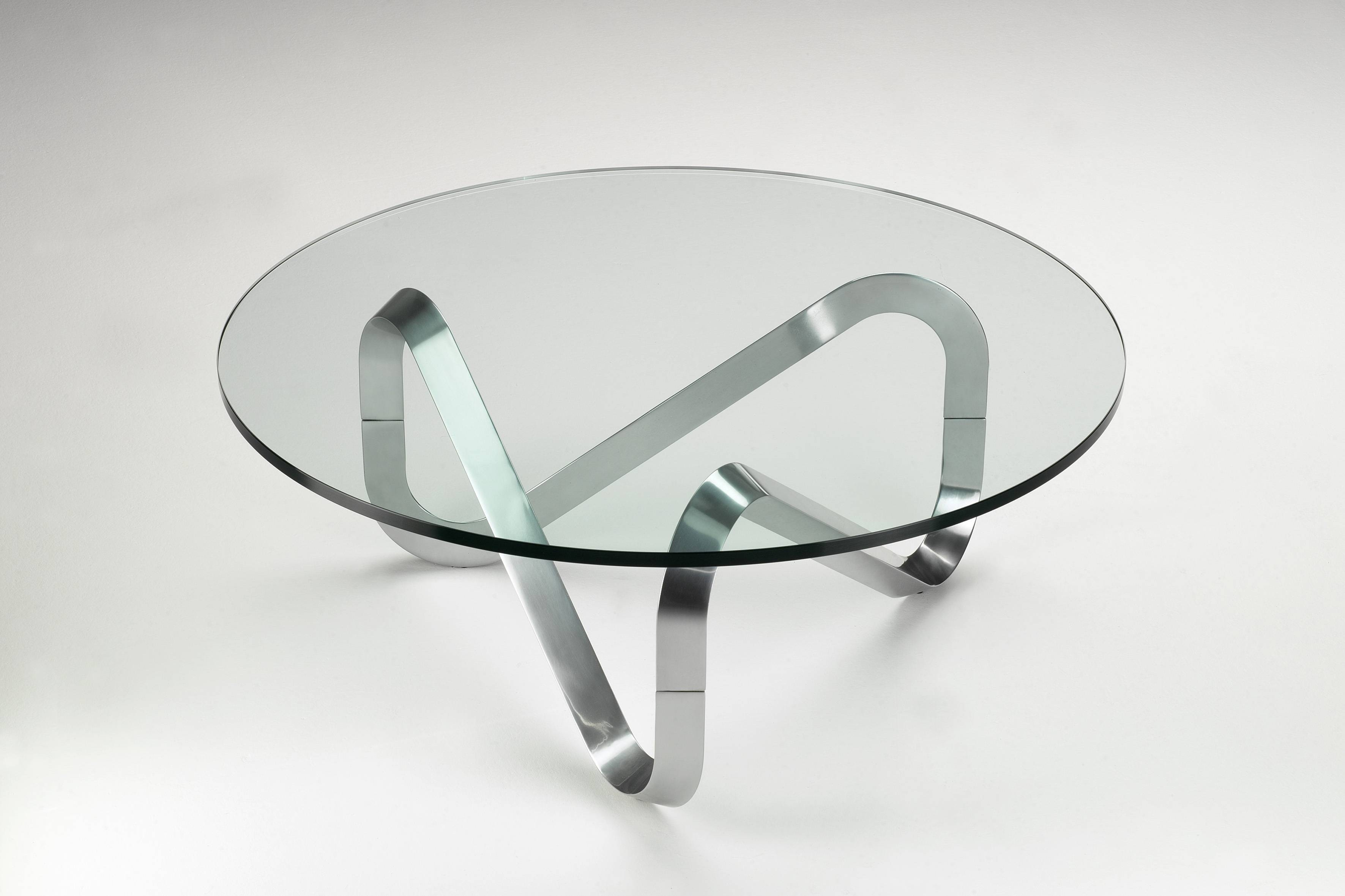 Libra | Aluminium Coffee Table Kubikoff Lab Collectionkubikoff in Aluminium Coffee Tables (Image 16 of 30)