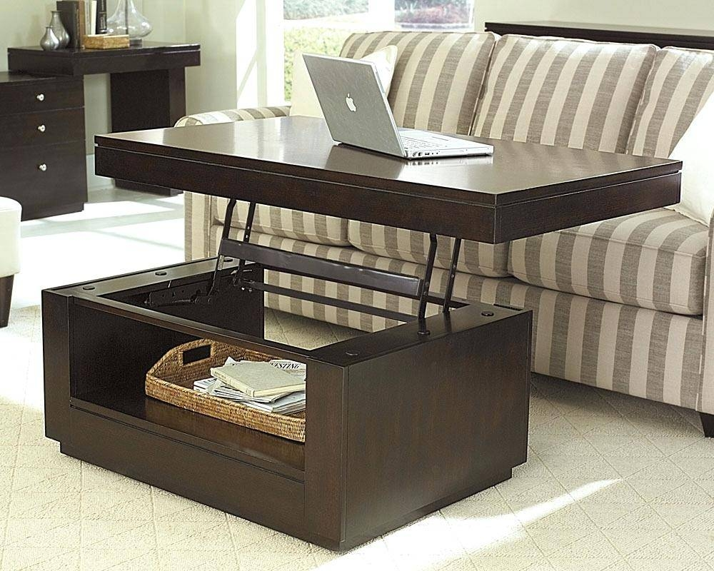 Lift Top Coffee Table With Storage | Coffee Tables Decoration With Regard To Lift Top Coffee Tables With Storage (View 13 of 30)