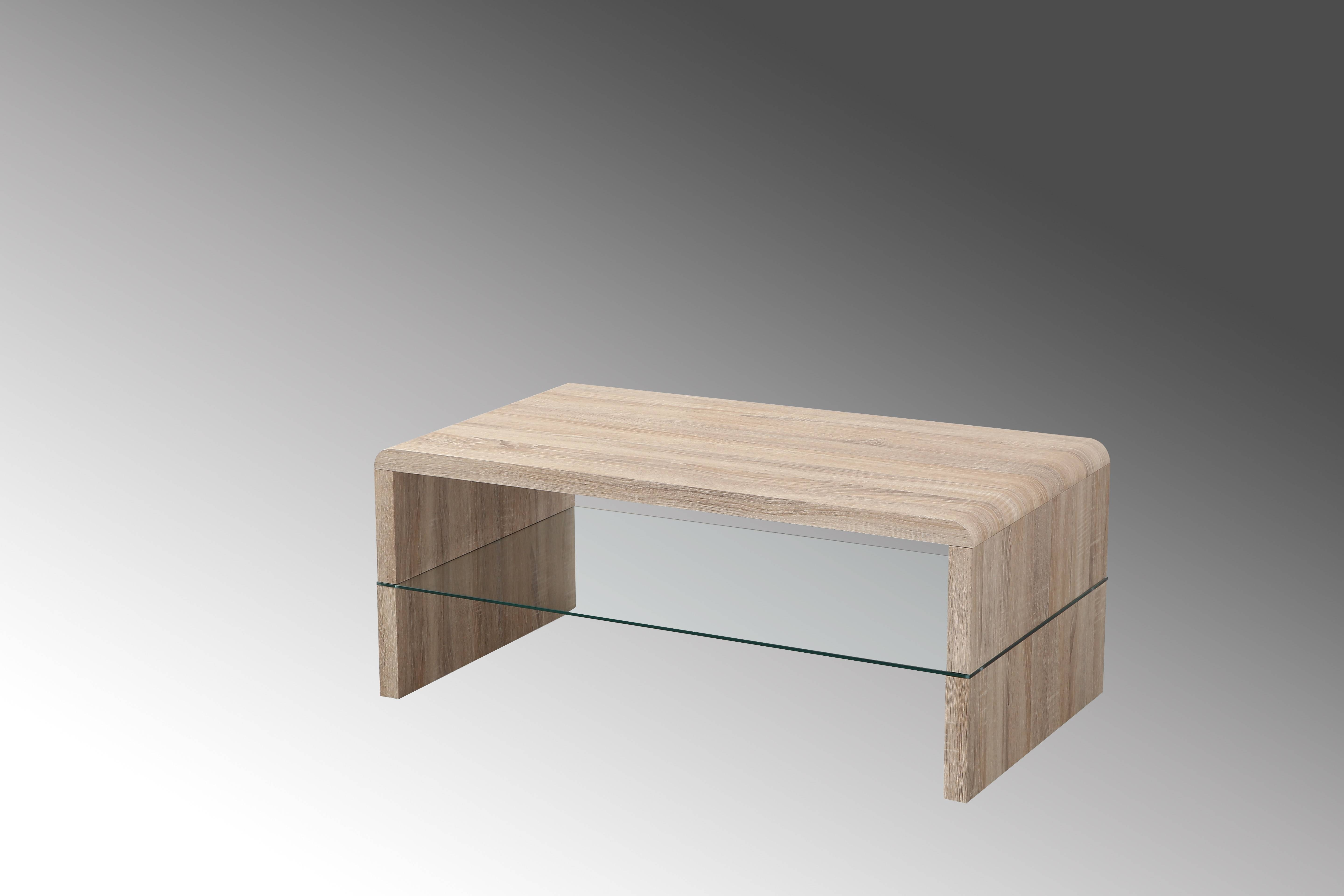 Top 30 of oak coffee tables with shelf Light oak coffee tables