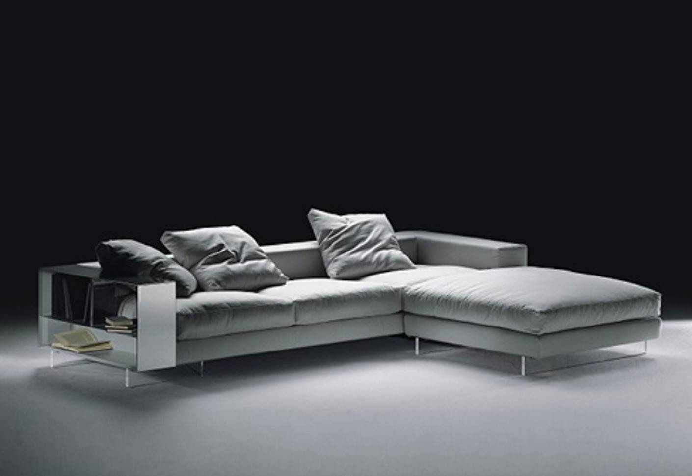 Lightpiece Sofaflexform | Stylepark pertaining to Flexform Sofas (Image 15 of 25)