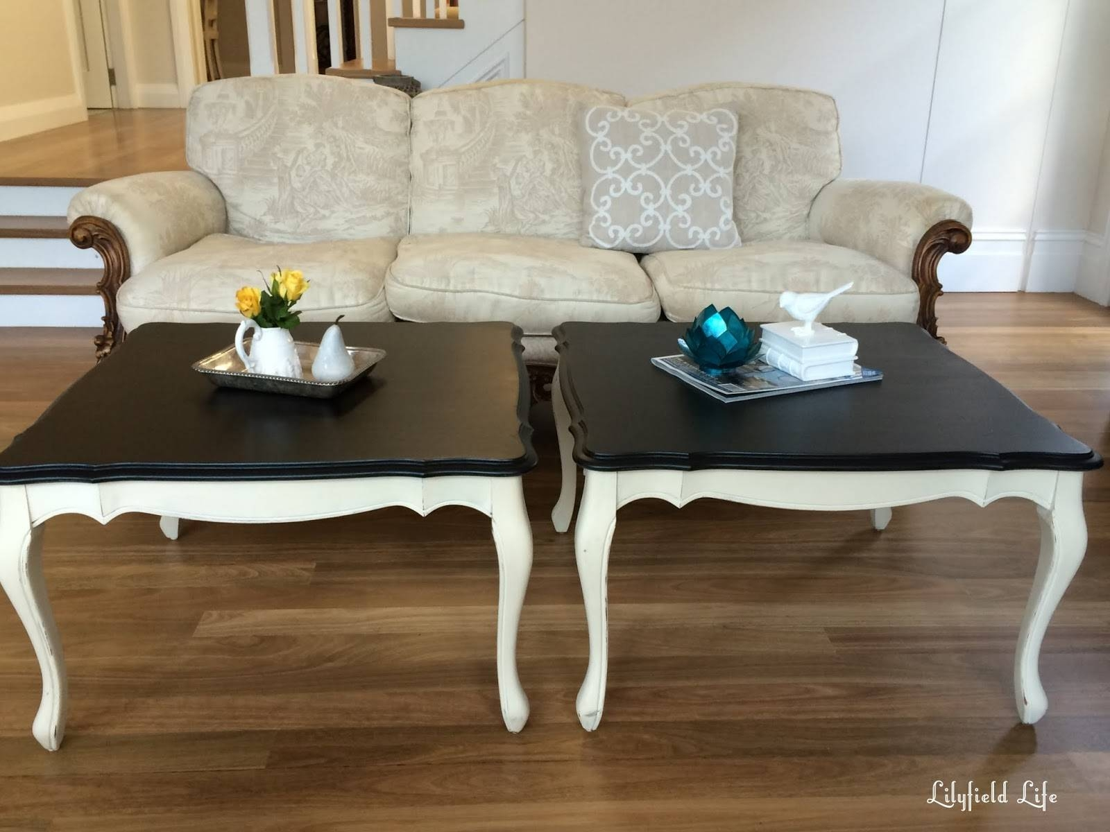 Lilyfield Life: A Pair Of French Style Coffee Tables intended for French Style Coffee Tables (Image 20 of 30)