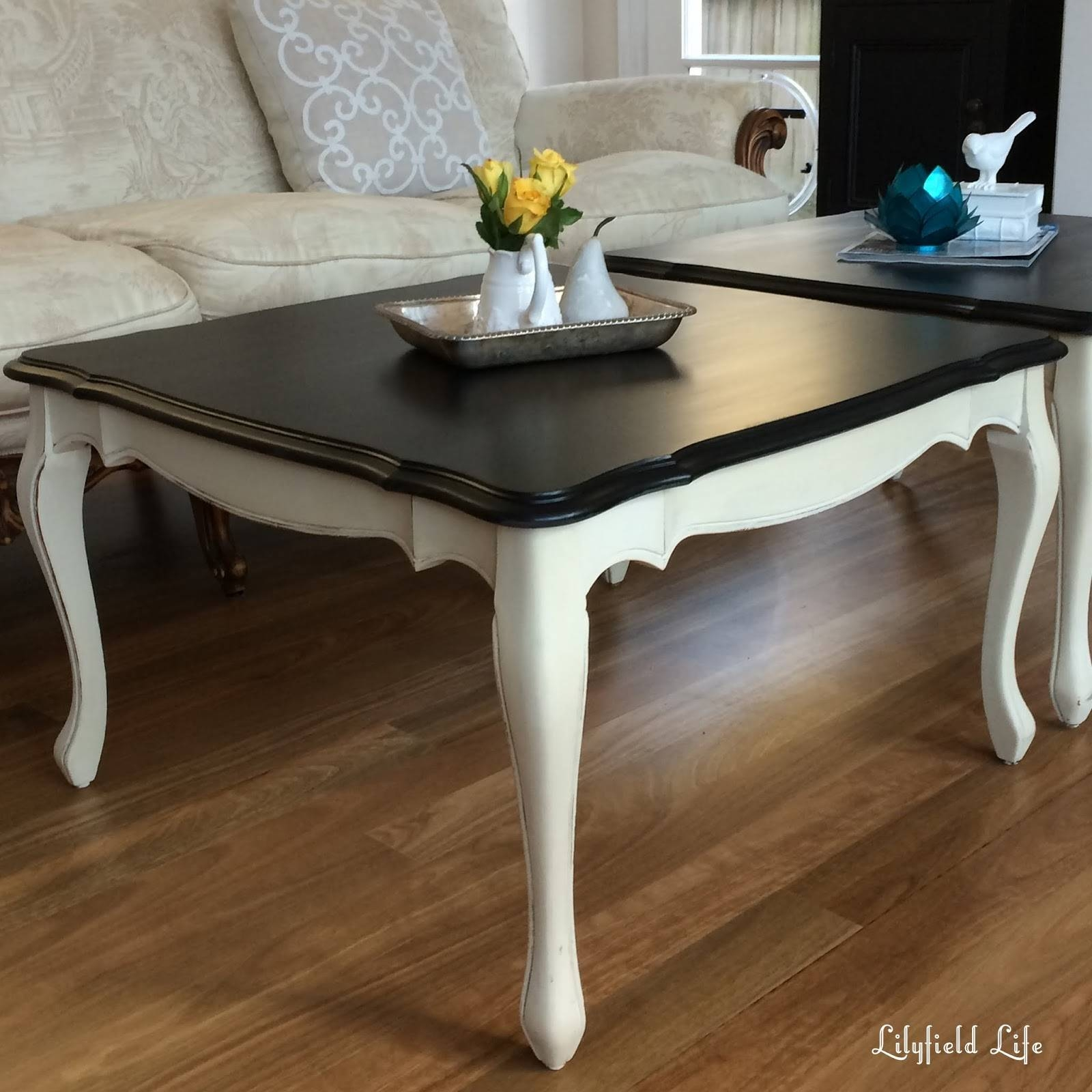 Lilyfield Life: A Pair Of French Style Coffee Tables with regard to French Style Coffee Tables (Image 21 of 30)