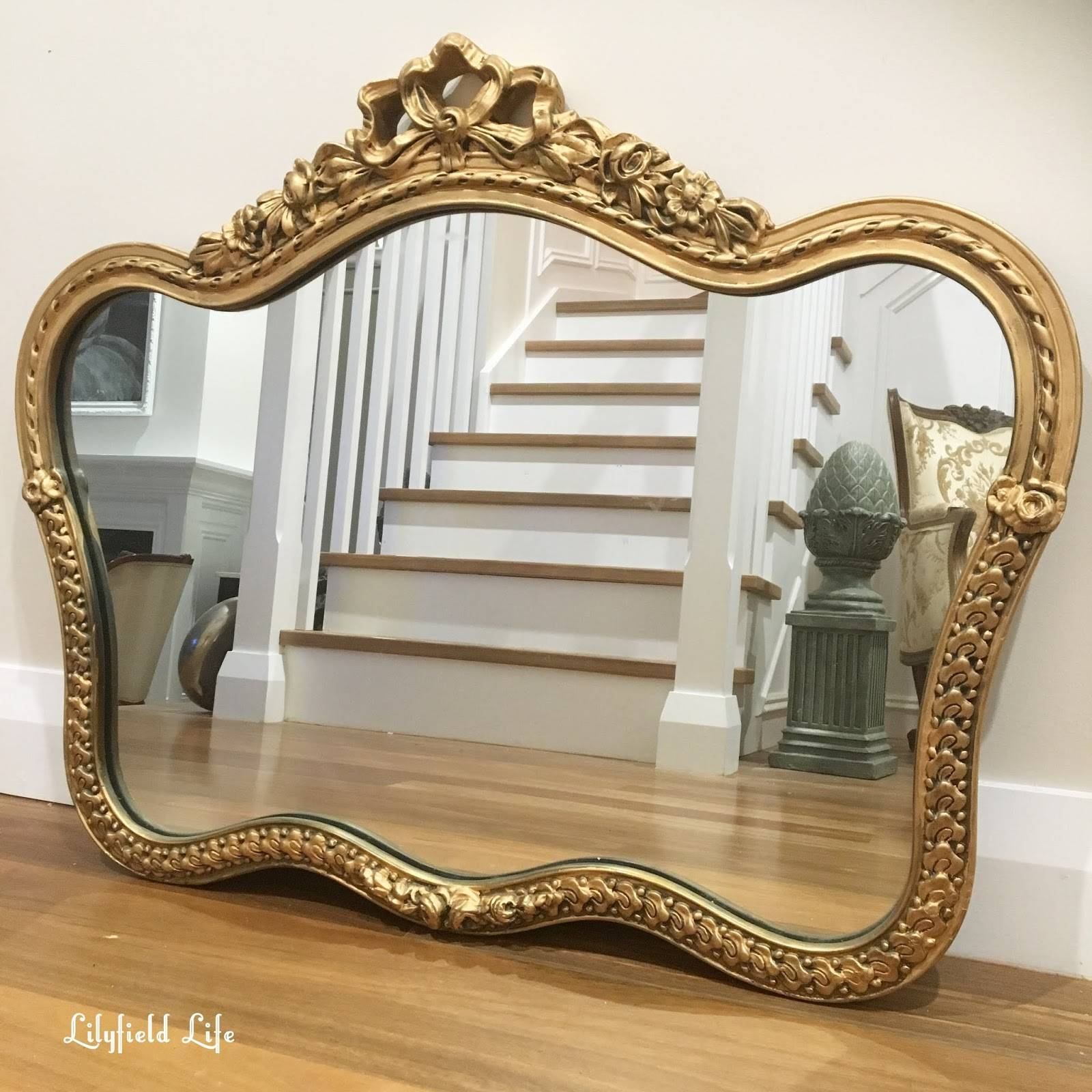 Lilyfield Life: Mirror Mirror On The Wall. within Old French Mirrors (Image 20 of 25)