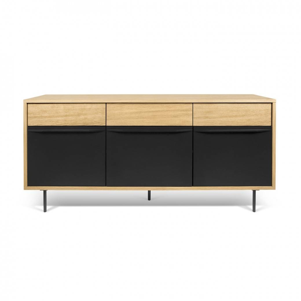 Lime Sideboard - Sideboards And Cupboards - Living - Products with Black Sideboards (Image 10 of 30)