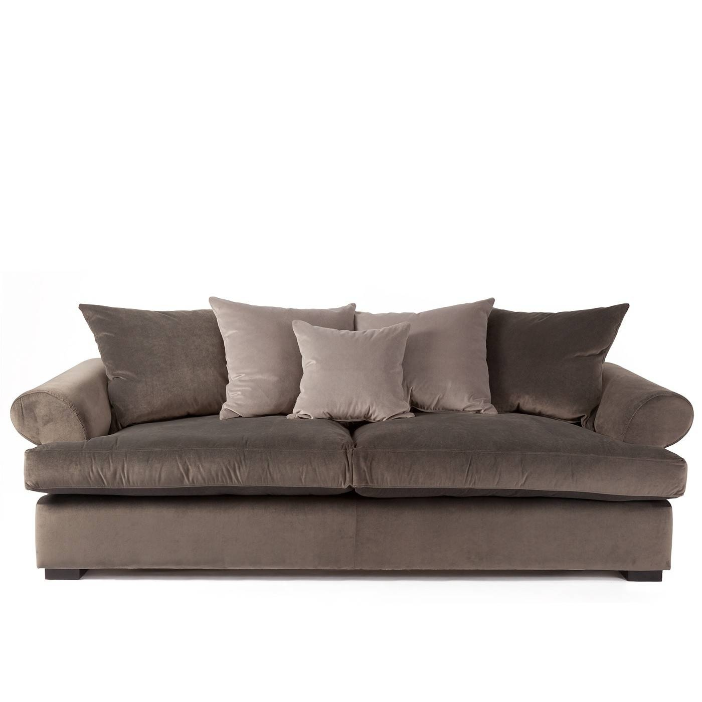Lincoln Sofa Bed - Raft Furniture, London with Large 4 Seater Sofas (Image 26 of 30)