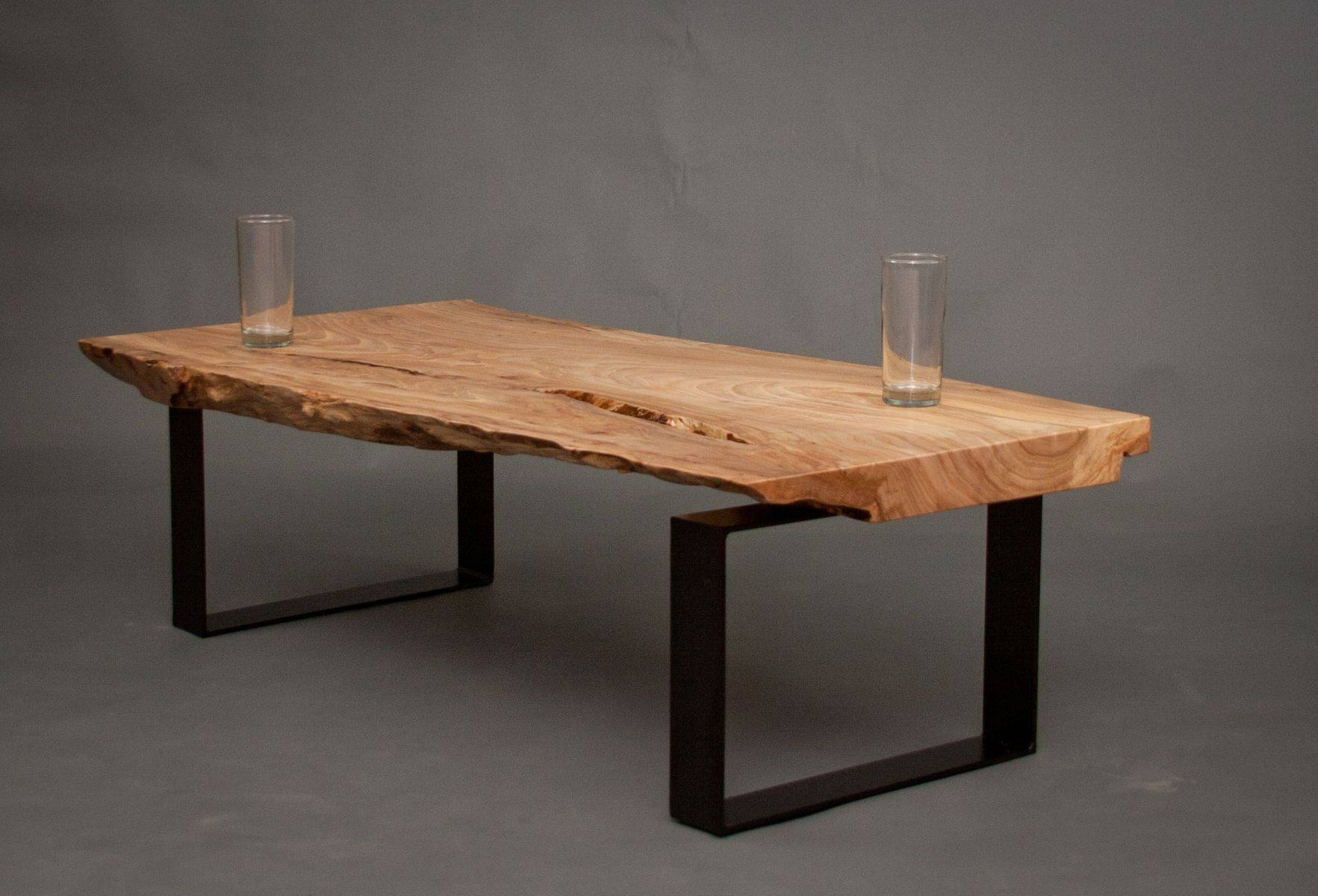 Live Edge Wood Furniture | Custommade within Desk Coffee Tables (Image 15 of 30)