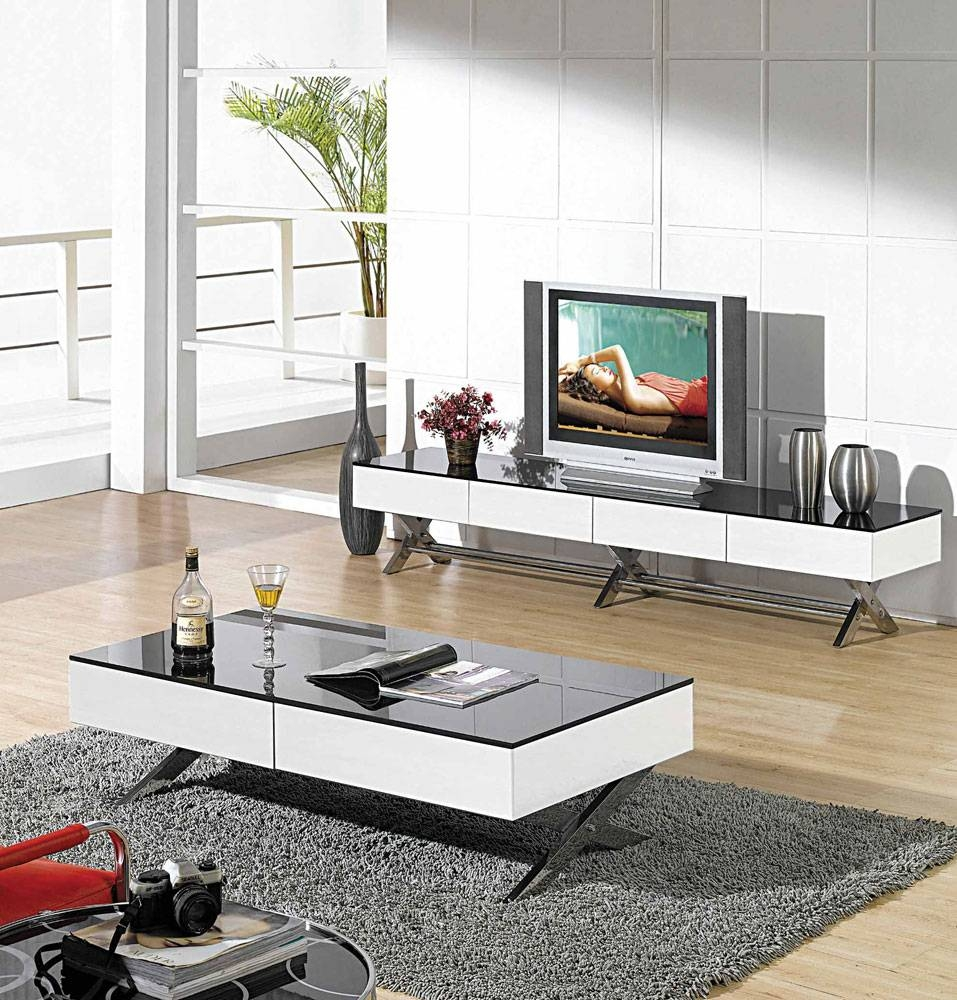 Living Room: Awesome Matching Coffee Table And Tv Stand Sofa Table throughout Coffee Tables And Tv Stands (Image 12 of 30)