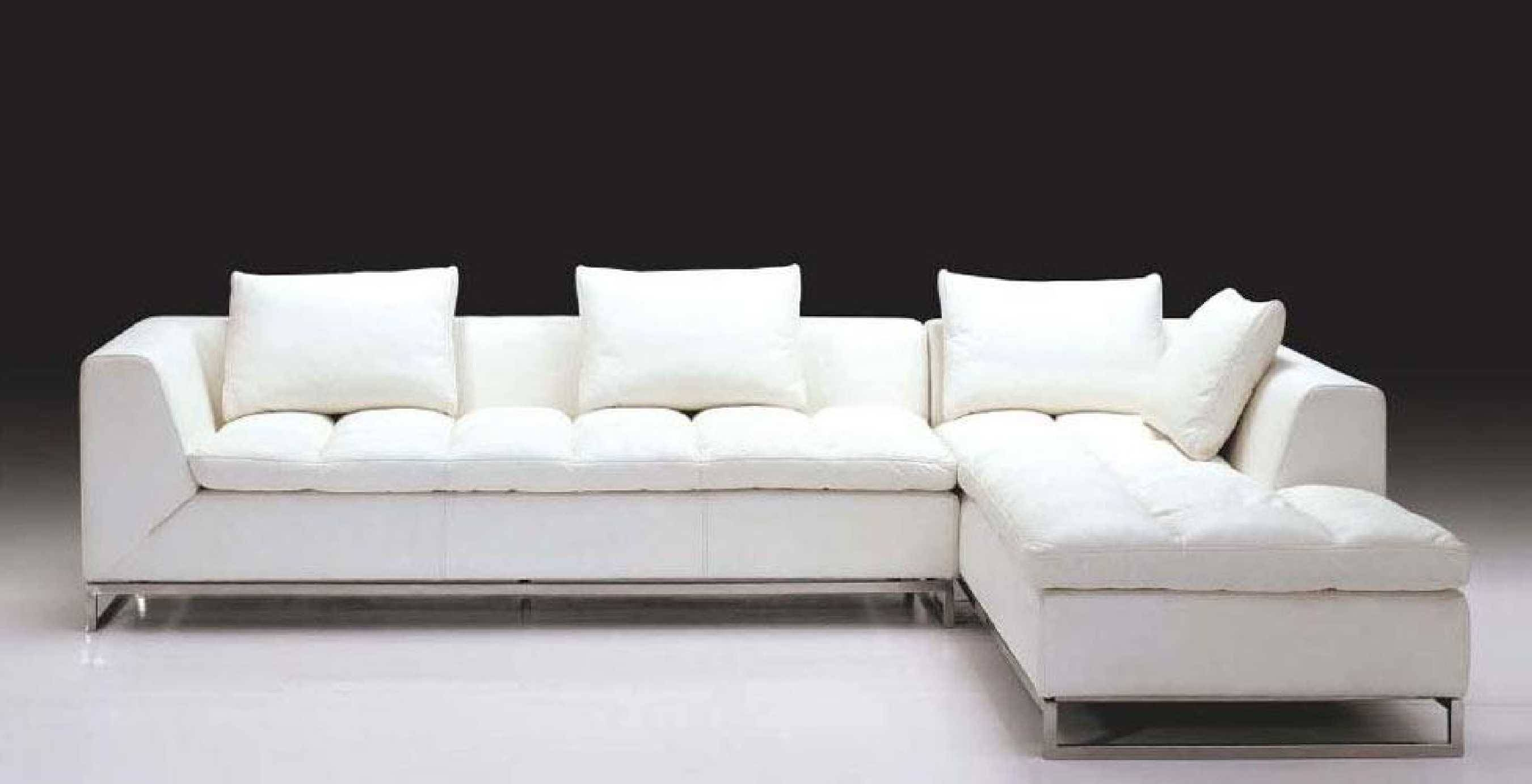 Living Room : Beautiful Small Living Room Window Design Ideas With with regard to White Fabric Sofas (Image 20 of 30)