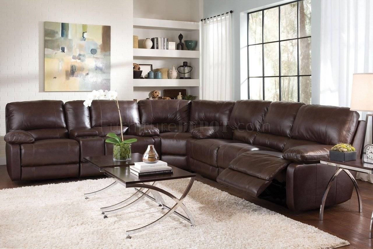 Living Room: Coaster Fine Furniture | Chenille And Leather in Chenille and Leather Sectional Sofa (Image 17 of 30)
