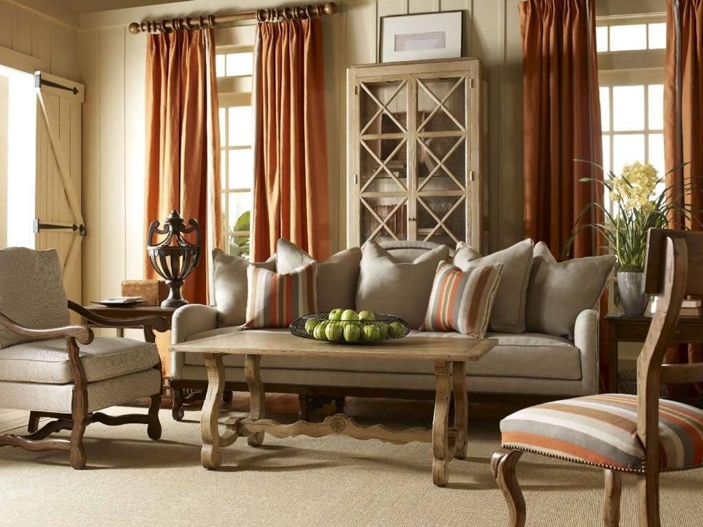 Living Room : Country Cottage Style Living Room Ideas With Intended For Country Cottage Sofas And Chairs (View 21 of 30)