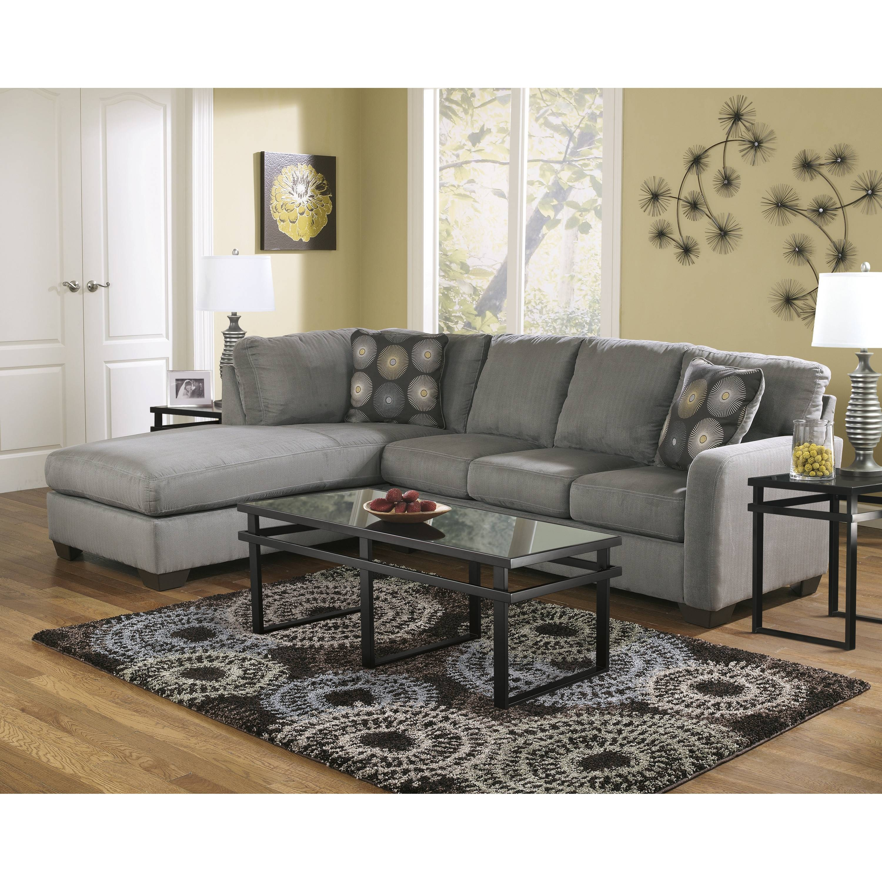 Living Room: Exciting Denim Sectional Sofa Design For Living Room for Small 2 Piece Sectional Sofas (Image 23 of 30)