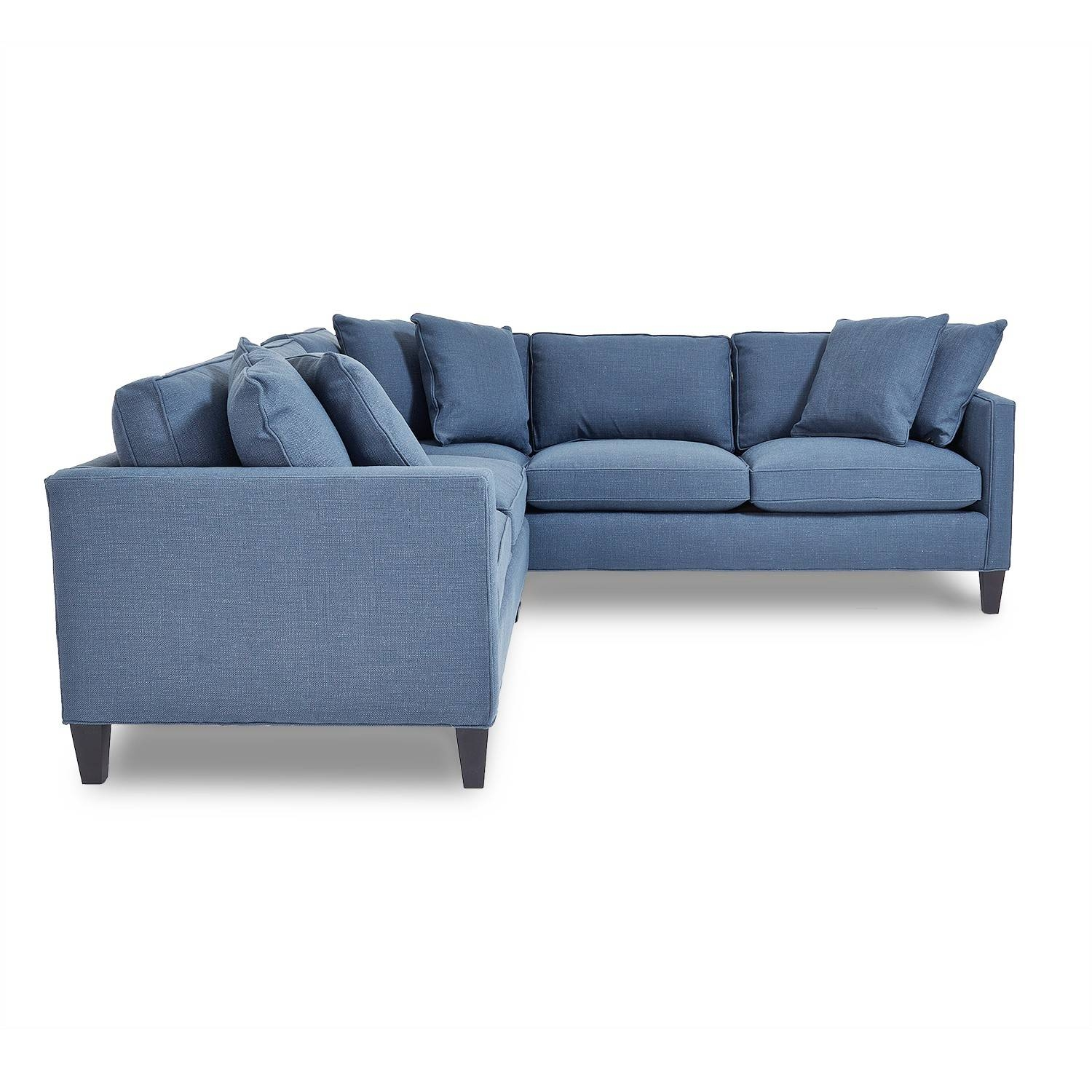 Living Room: Exciting Denim Sectional Sofa Design For Living Room Throughout 3 Piece Sectional Sleeper Sofa (View 21 of 30)