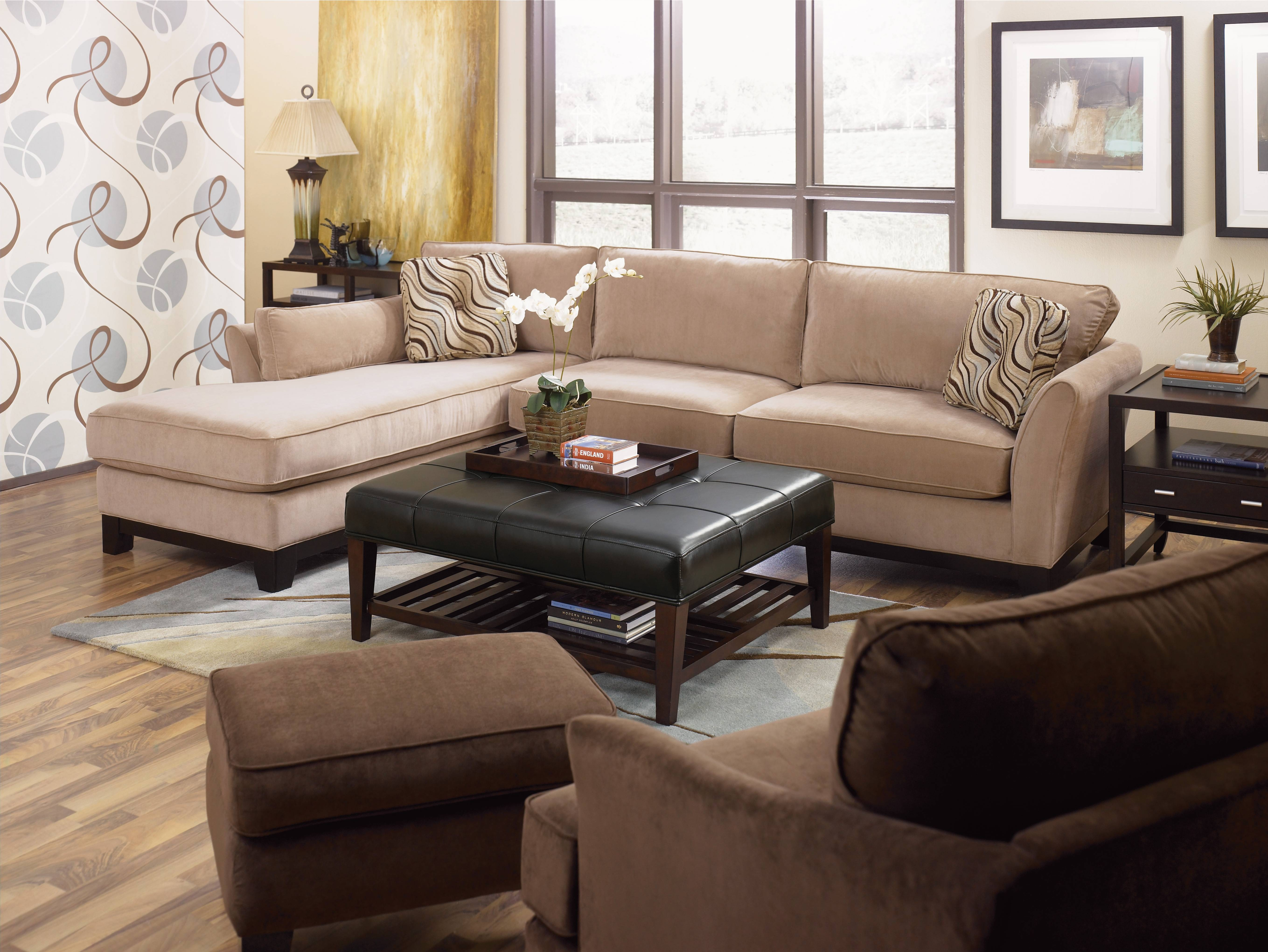 Living Room : Extra Large Leather Sectional Sofa With Recliners with Long Sectional Sofa With Chaise (Image 14 of 30)