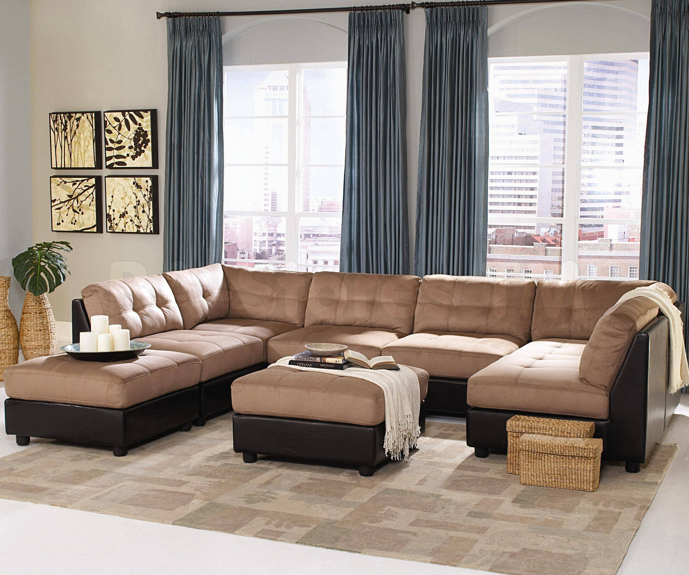 Living Room Furniture Ideas Sectional | Eiforces intended for Traditional Sectional Sofas Living Room Furniture (Image 10 of 25)