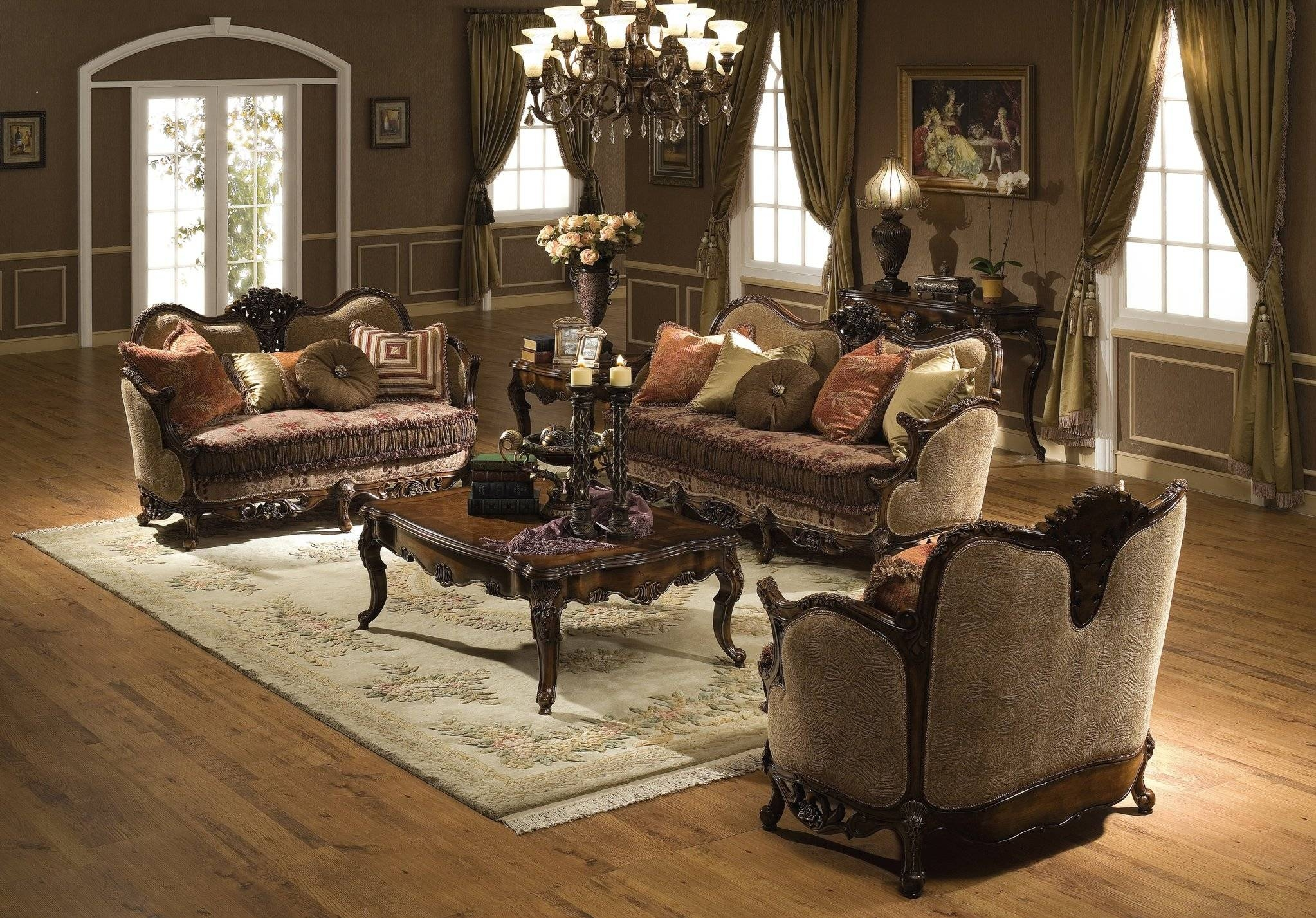 Living Room Furniture | Living Room Sets | Sofas | Couches intended for Traditional Sectional Sofas Living Room Furniture (Image 12 of 25)