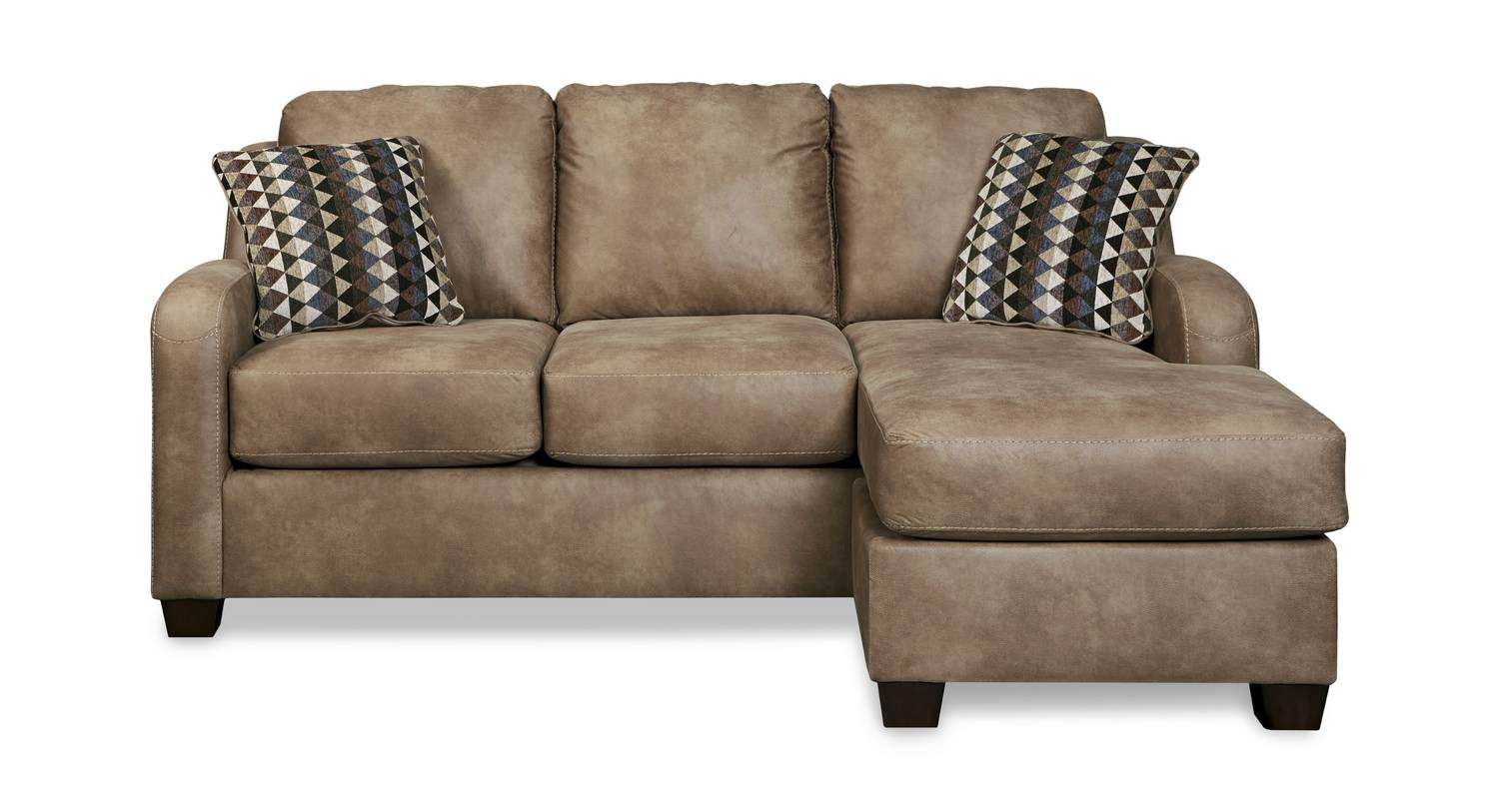 Living Room Furniture – Sofas & Couches – Hom Furniture with regard to Chintz Sofa Beds (Image 16 of 30)