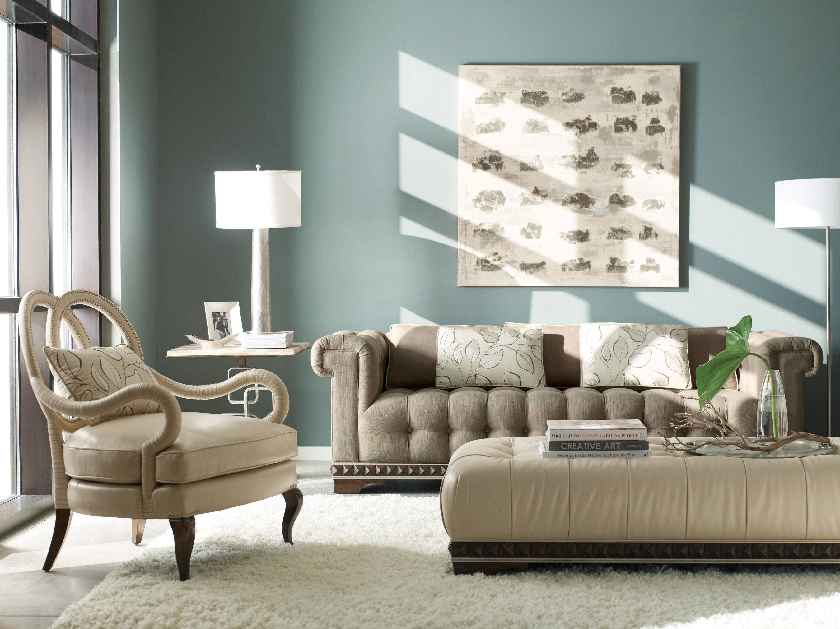 Living Room : Gray Couch Living Room Ideas Then Gray Curtains intended for Affordable Tufted Sofa (Image 21 of 30)