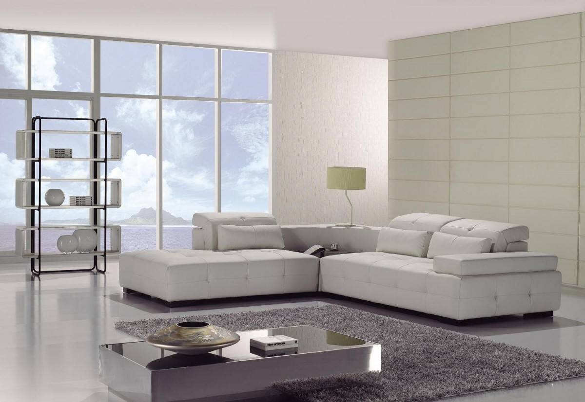 Living Room: Luxury L Shaped Couch Covers For Modern Living Room for Leather L Shaped Sectional Sofas (Image 23 of 30)