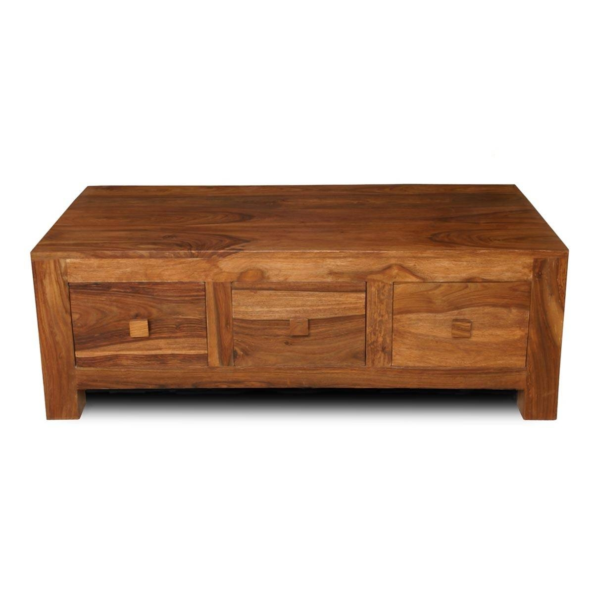 Living Room Solid Wood Coffee Tables | Casa Bella Furniture Uk for Sheesham Coffee Tables (Image 16 of 30)