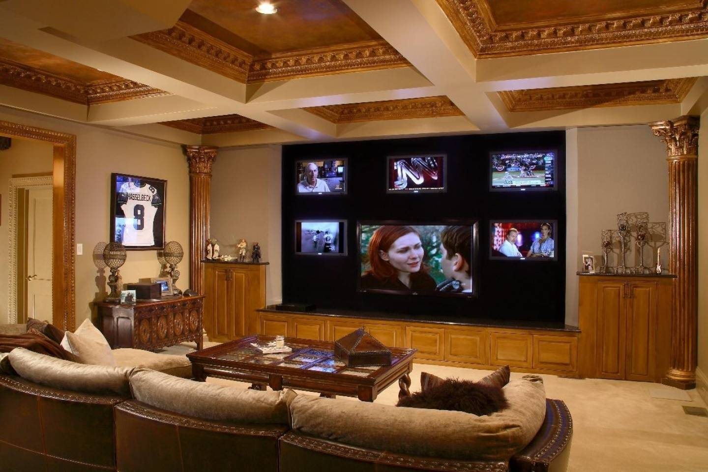 Living Room Theatre Living Room Design And Living Room Ideas throughout Theater Room Sofas (Image 22 of 30)
