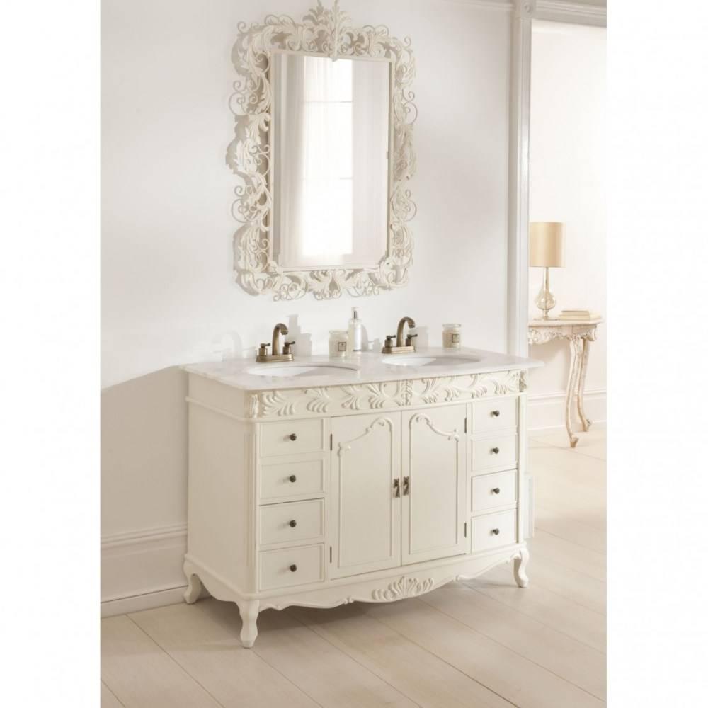 Lofty Design Ideas Antique Bathroom Mirror Best 25 Vintage Mirrors within Retro Bathroom Mirrors (Image 18 of 25)
