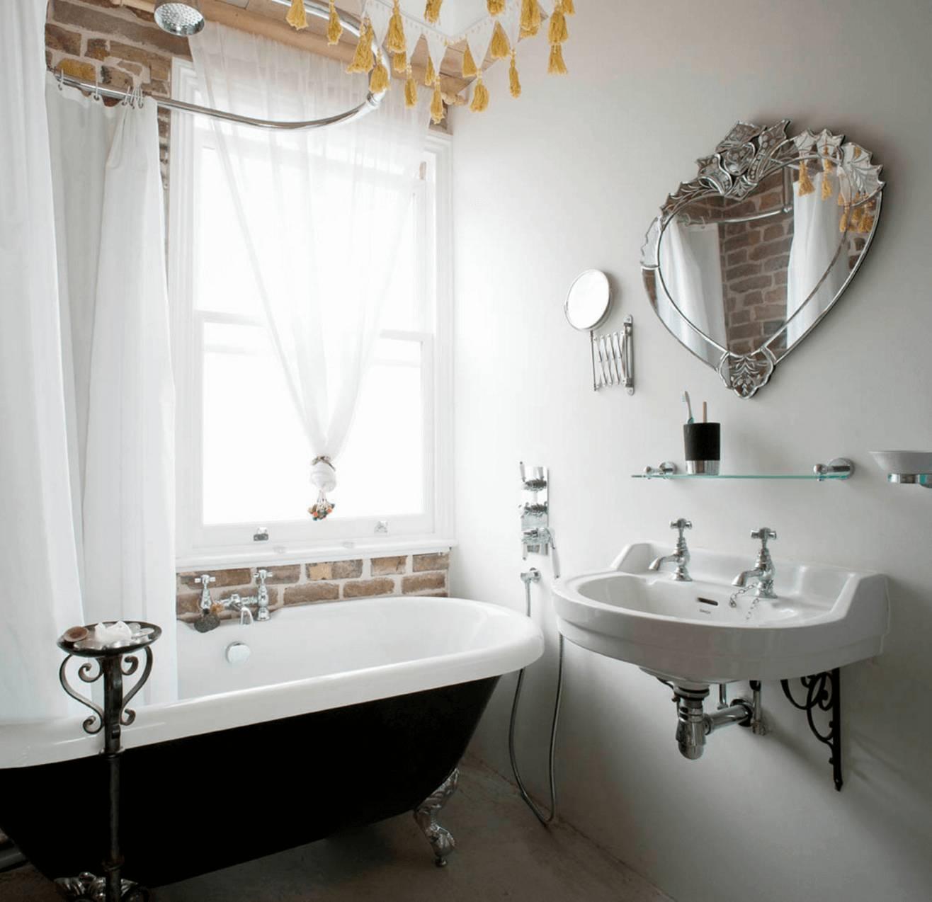 Lofty Design Ideas Antique Bathroom Mirror Best 25 Vintage Mirrors within Retro Bathroom Mirrors (Image 17 of 25)