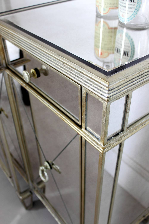 Long Venetian Sideboard intended for Venetian Mirrored Sideboards (Image 11 of 30)
