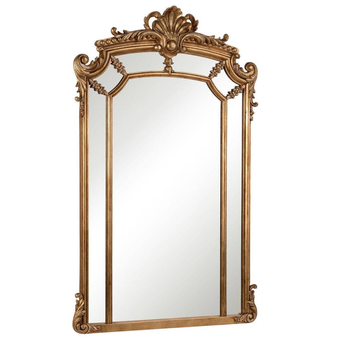 Long Wall Mirrors Furniture Rle Bathroom Exquisite White, Lovable Pertaining To Long Gold Mirrors (View 20 of 25)