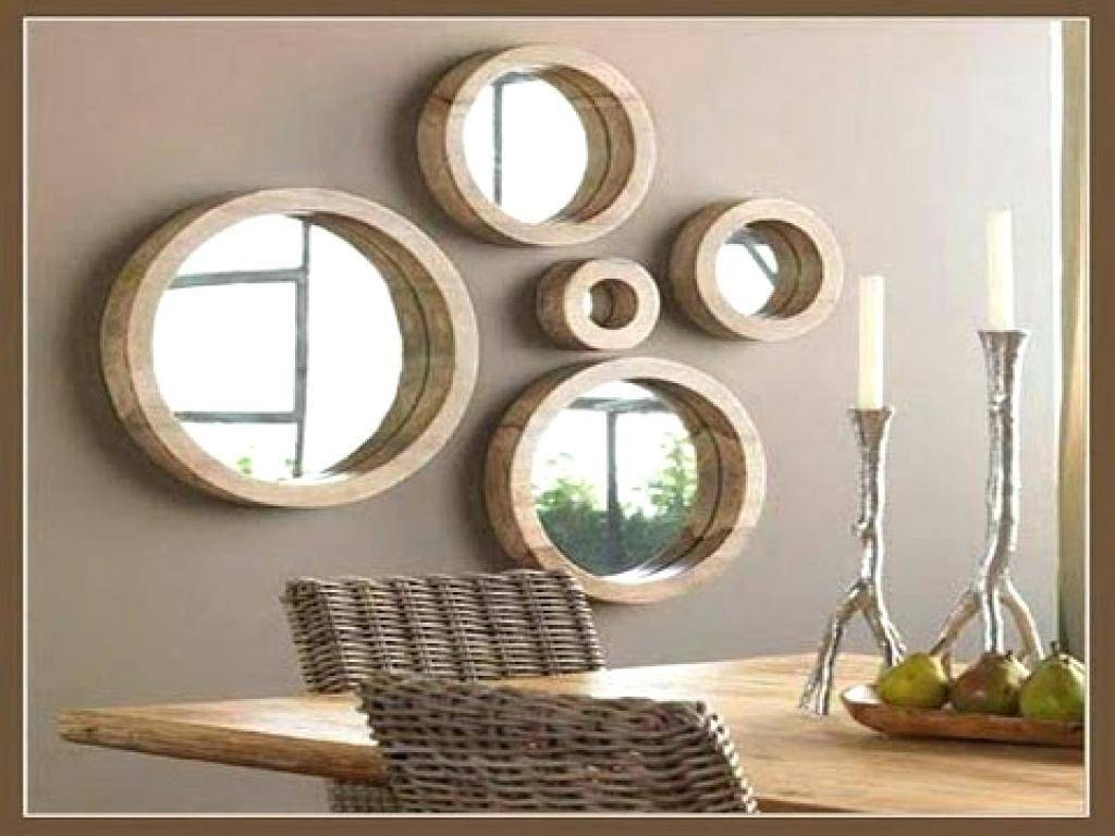 Long Wave Shaped Silver Mirror Glass For Home Deco Decorative Wall Intended For Decorative Long Mirrors (View 20 of 25)