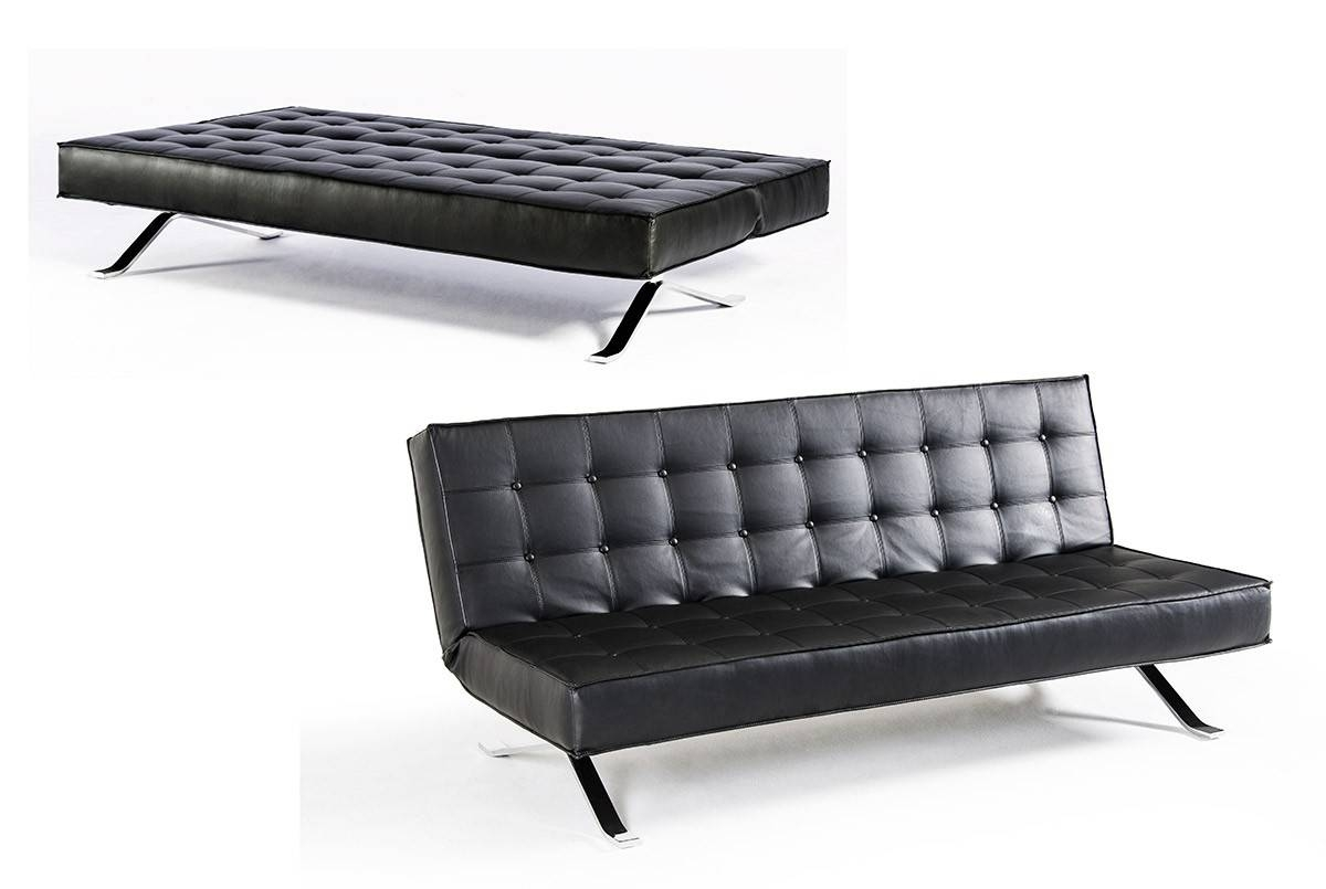 Looking For Leather Sofa Beds, Or Fabric Sofa Bed? We Got All within Leather Bench Sofas (Image 18 of 30)