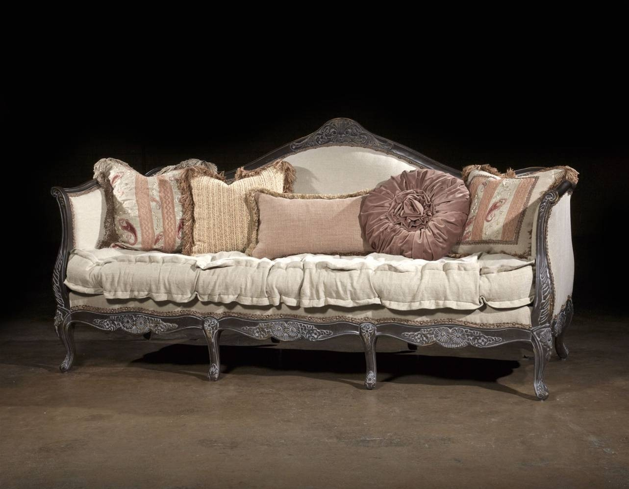 Lovely French Style Sofa 13 Sofas And Couches Ideas With French regarding French Style Sofa (Image 14 of 25)