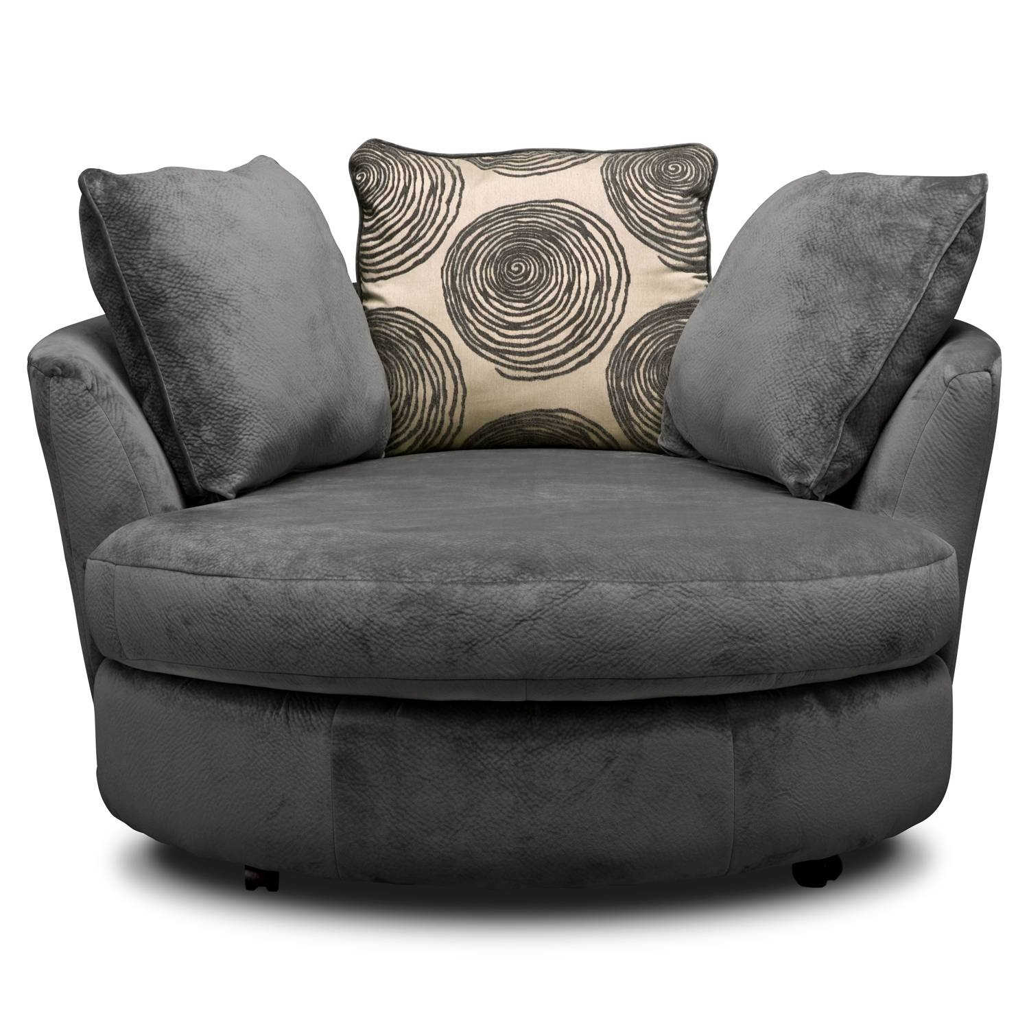 Lovely Swivel Sofa Chair 45 On Living Room Sofa Inspiration With regarding Sofa With Swivel Chair (Image 22 of 30)