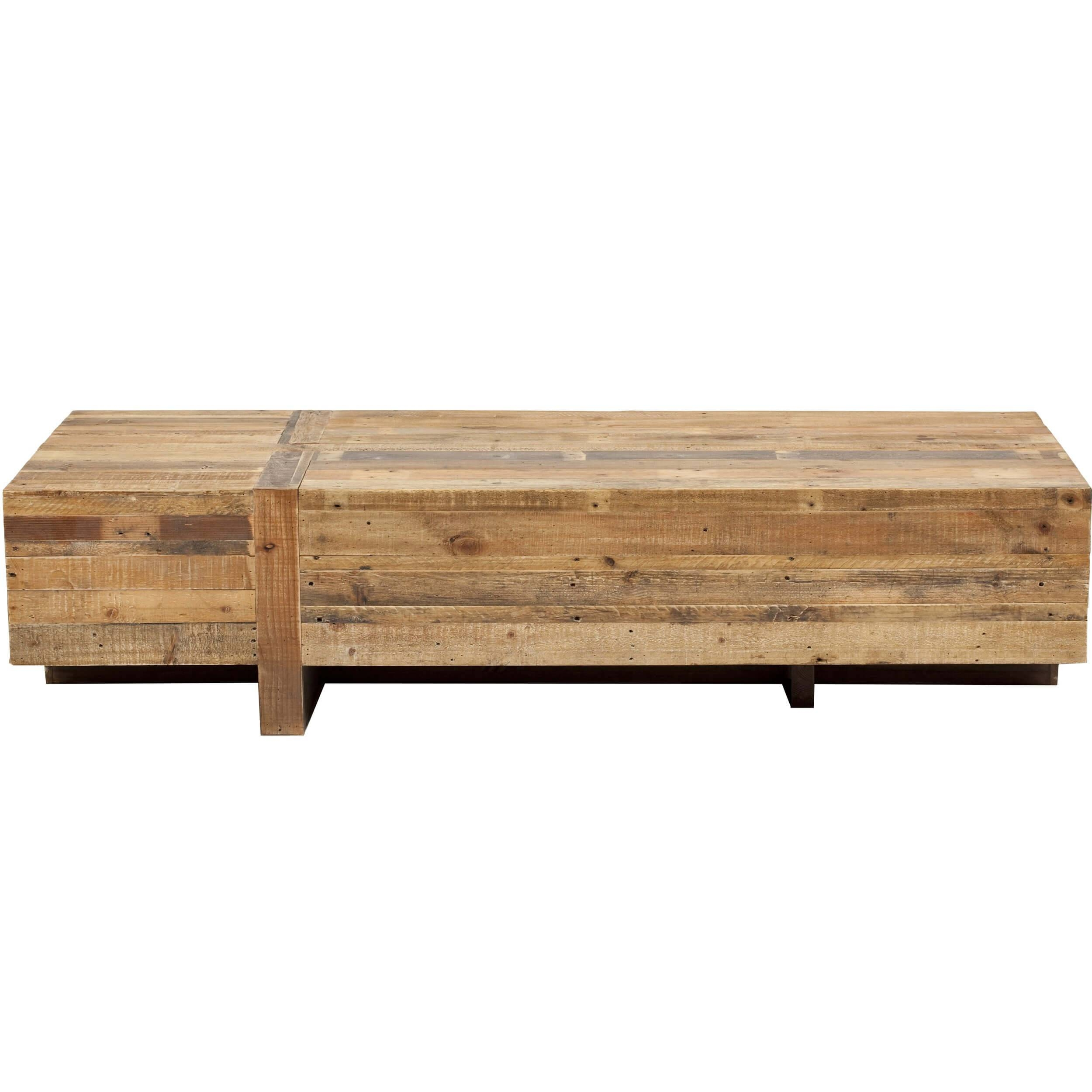 2017 Popular Low Wood Coffee Tables