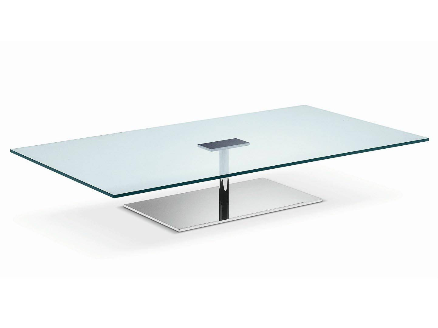 Low Glass Coffee Tables Throughout Low Rectangular Coffee Tables (Image 21  Of 30)