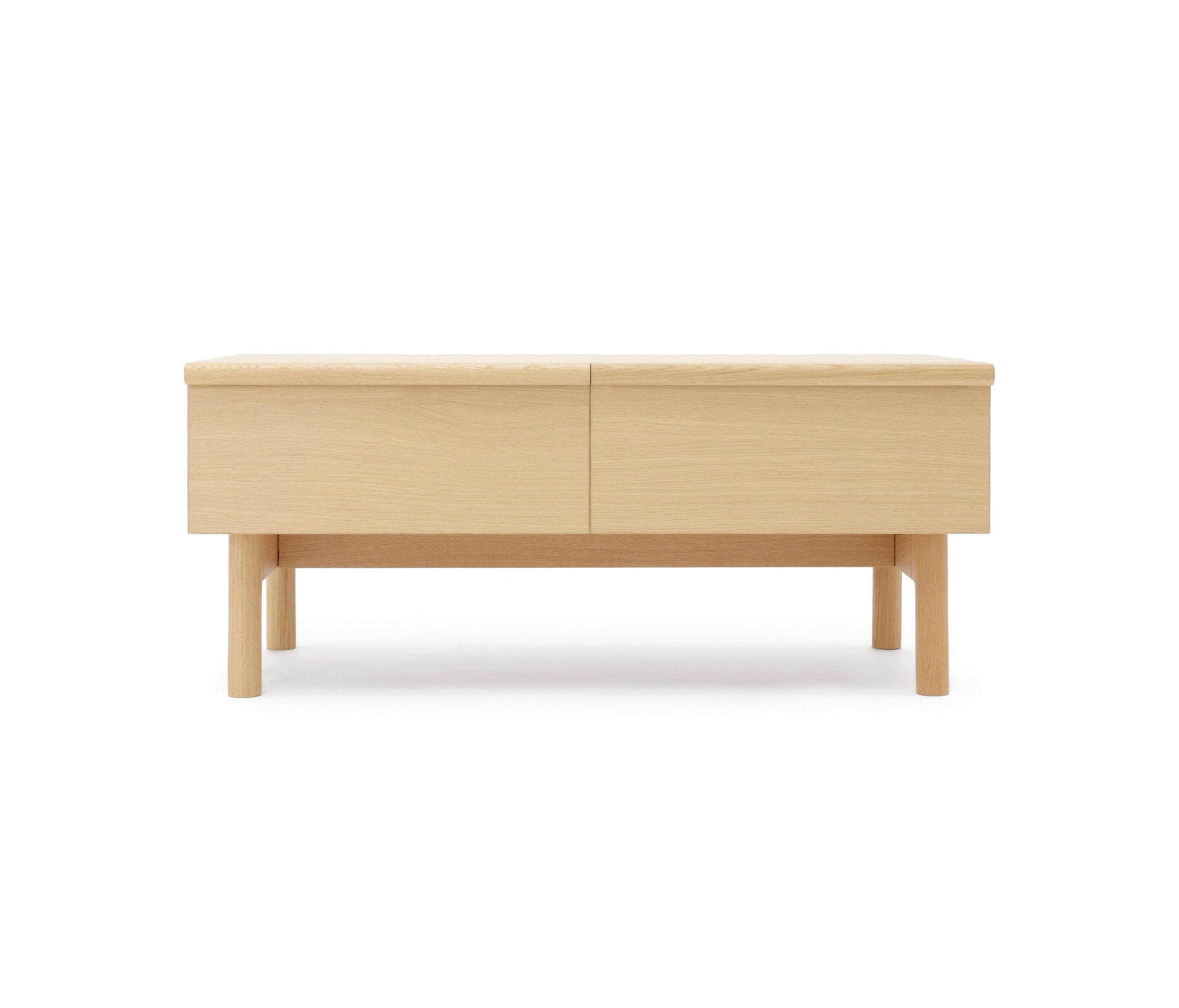 Low Sideboard With Two Drawers - Sideboards From Bautier | Architonic pertaining to Low Sideboards (Image 12 of 30)