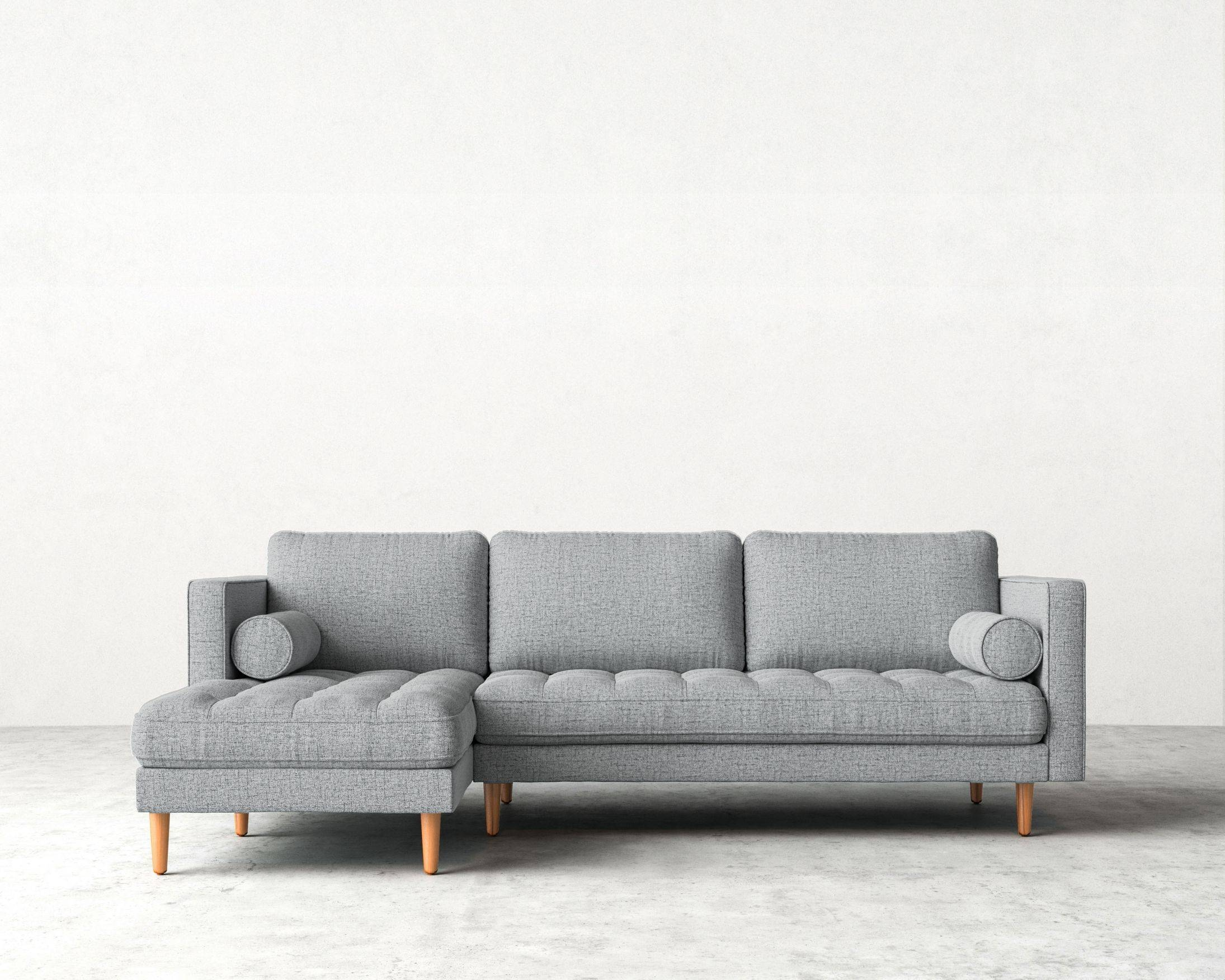 Luca Sofa Sectional | Mid-Century Modern Sectional | Rove Concepts for Mid Range Sofas (Image 19 of 30)
